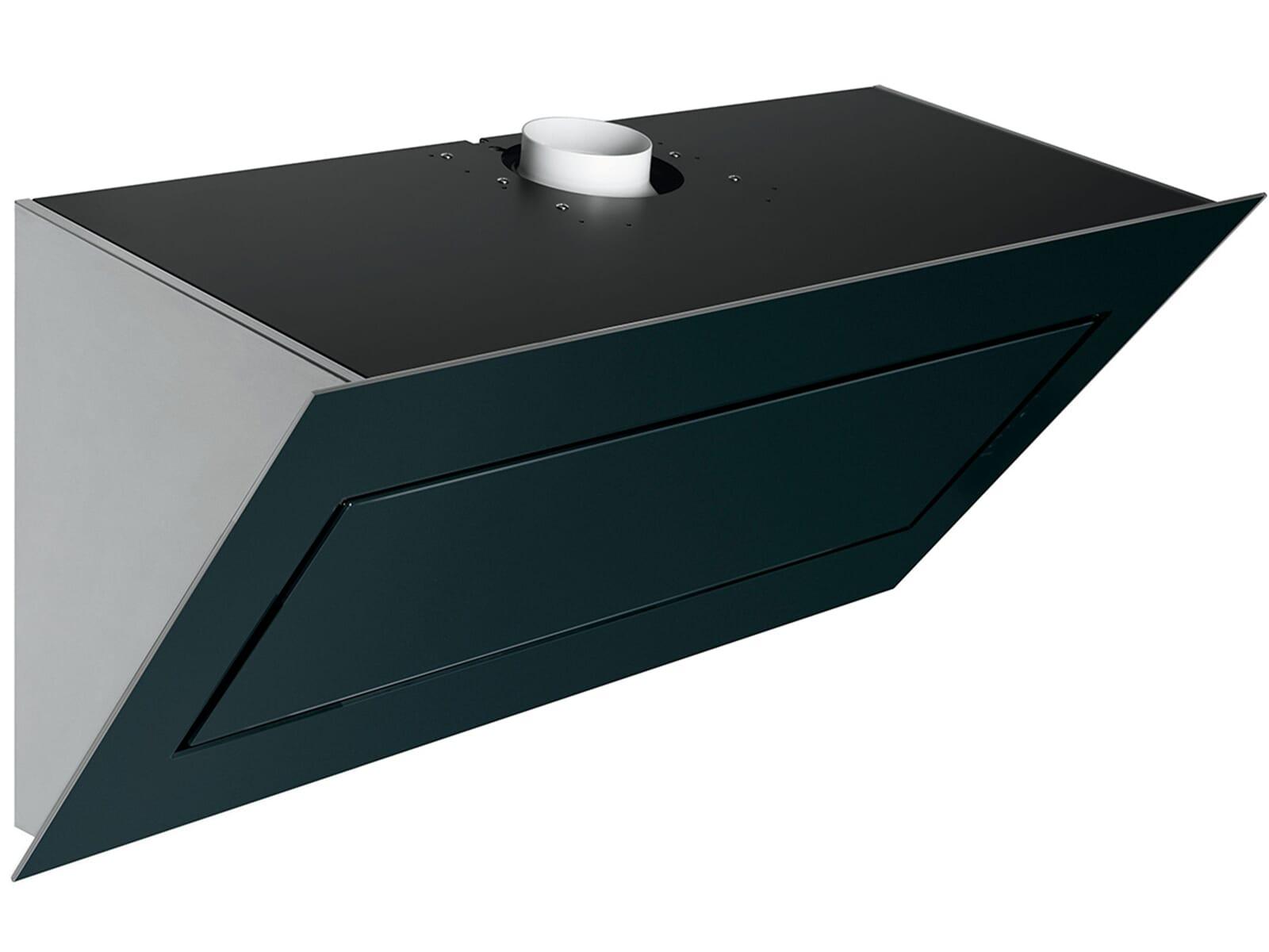 falmec quasar kopffreihaube schwarz. Black Bedroom Furniture Sets. Home Design Ideas