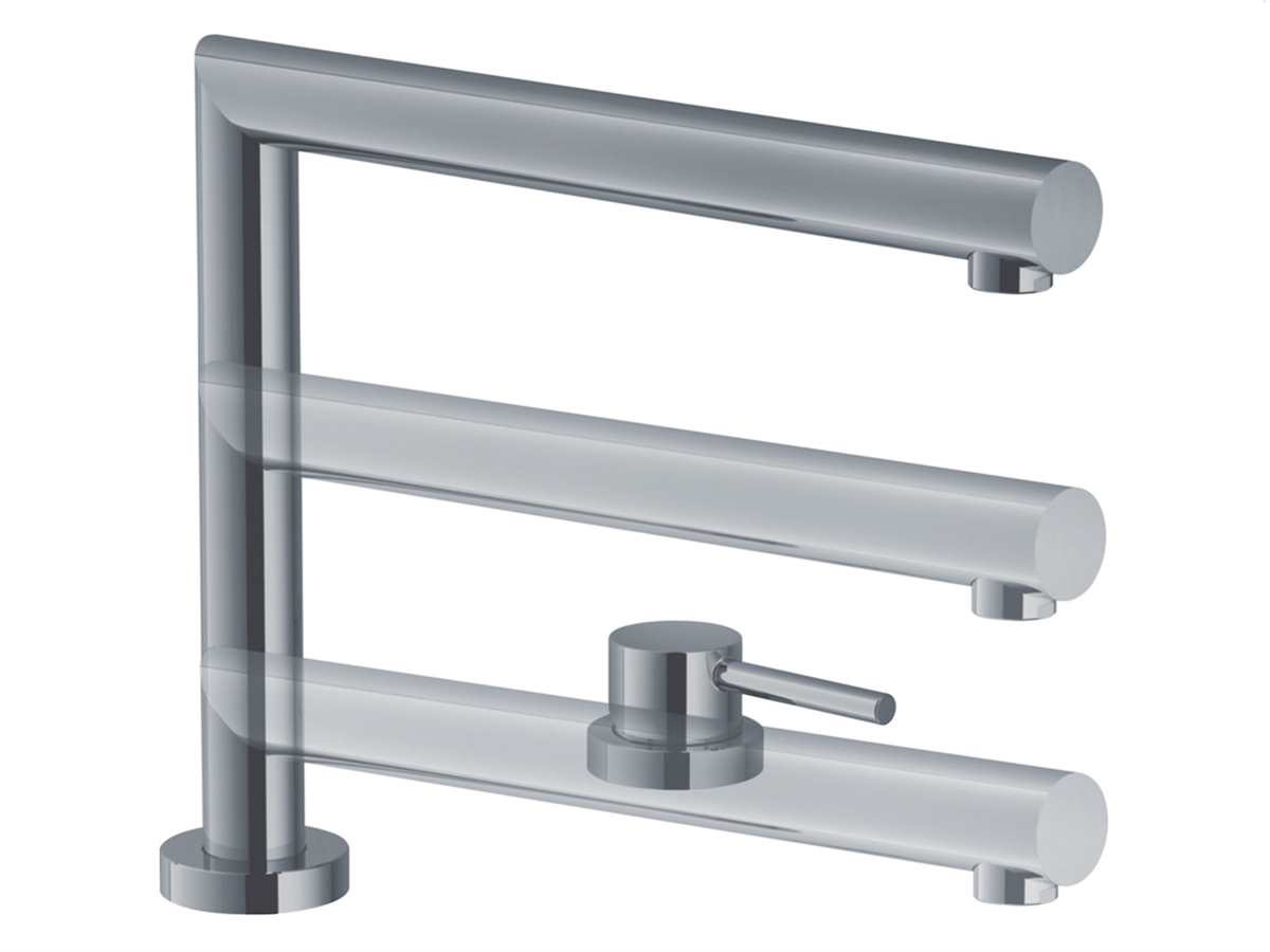 Franke Active Window Edelstahl-Optik - 115.0486.991 Hochdruckarmatur