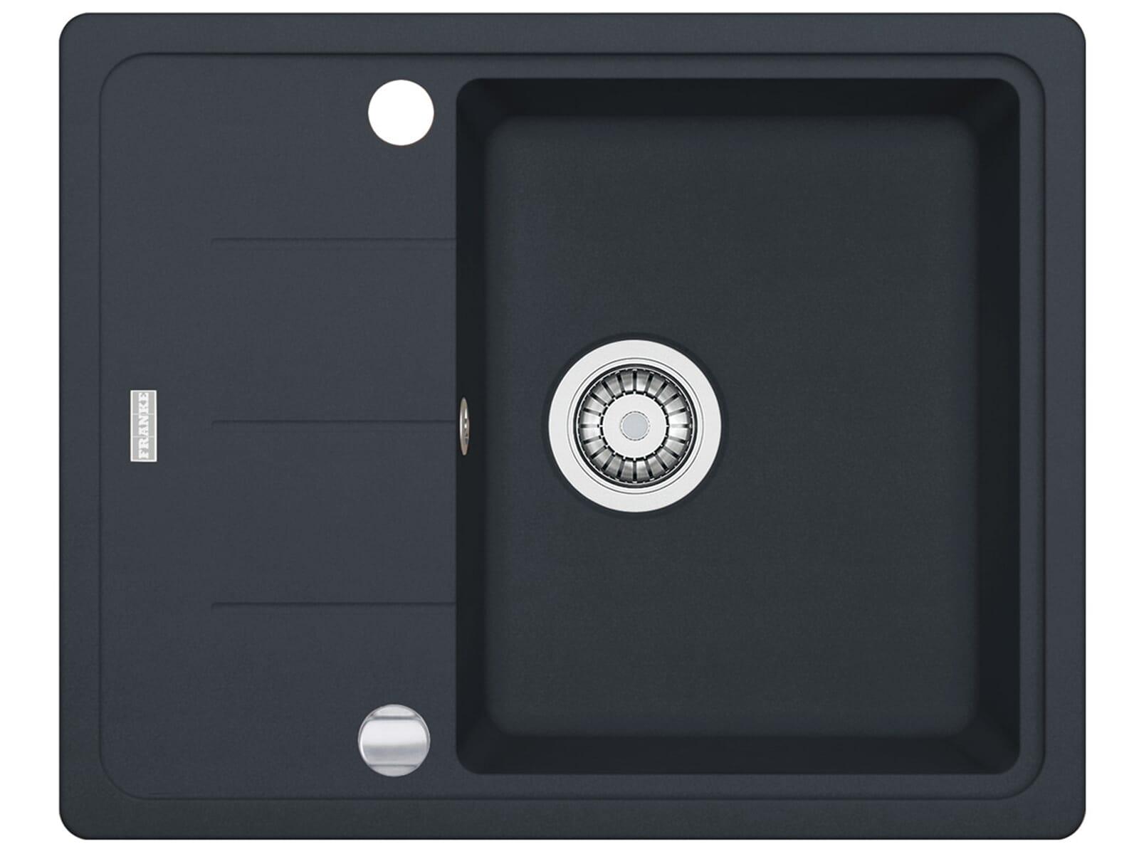 Franke Basis BFG 611-62 Graphit Granitspüle