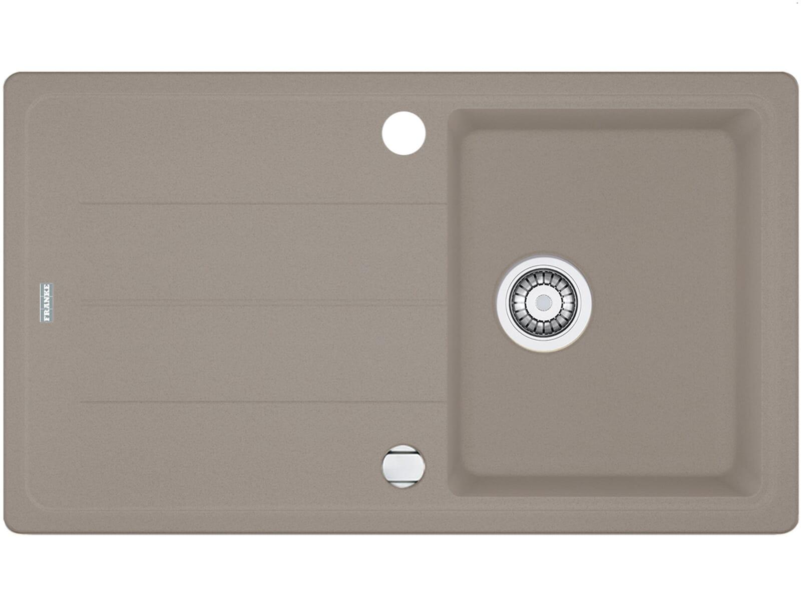 Franke Basis BFG 611-86 Cashmere Granitspüle