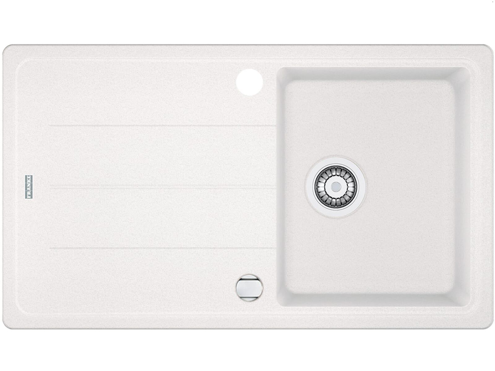 Produktabbildung Franke Basis BFG 611-86 Glacier Granit-Spüle
