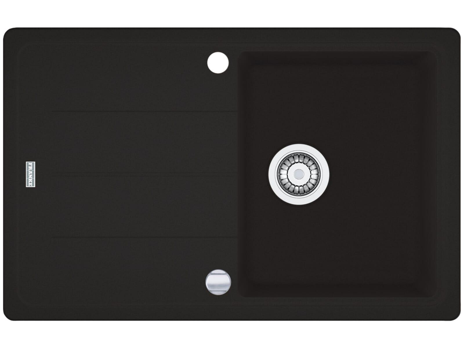 Franke Basis BFG 611 Graphit Granitspüle