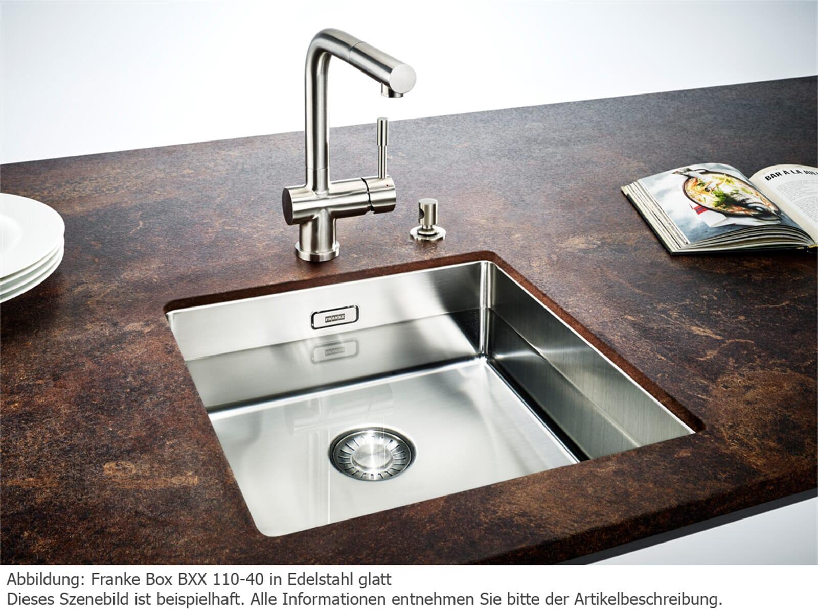 Groß Küchenspülen Unterbau Galerie - Ideen Für Die Küche Dekoration ...