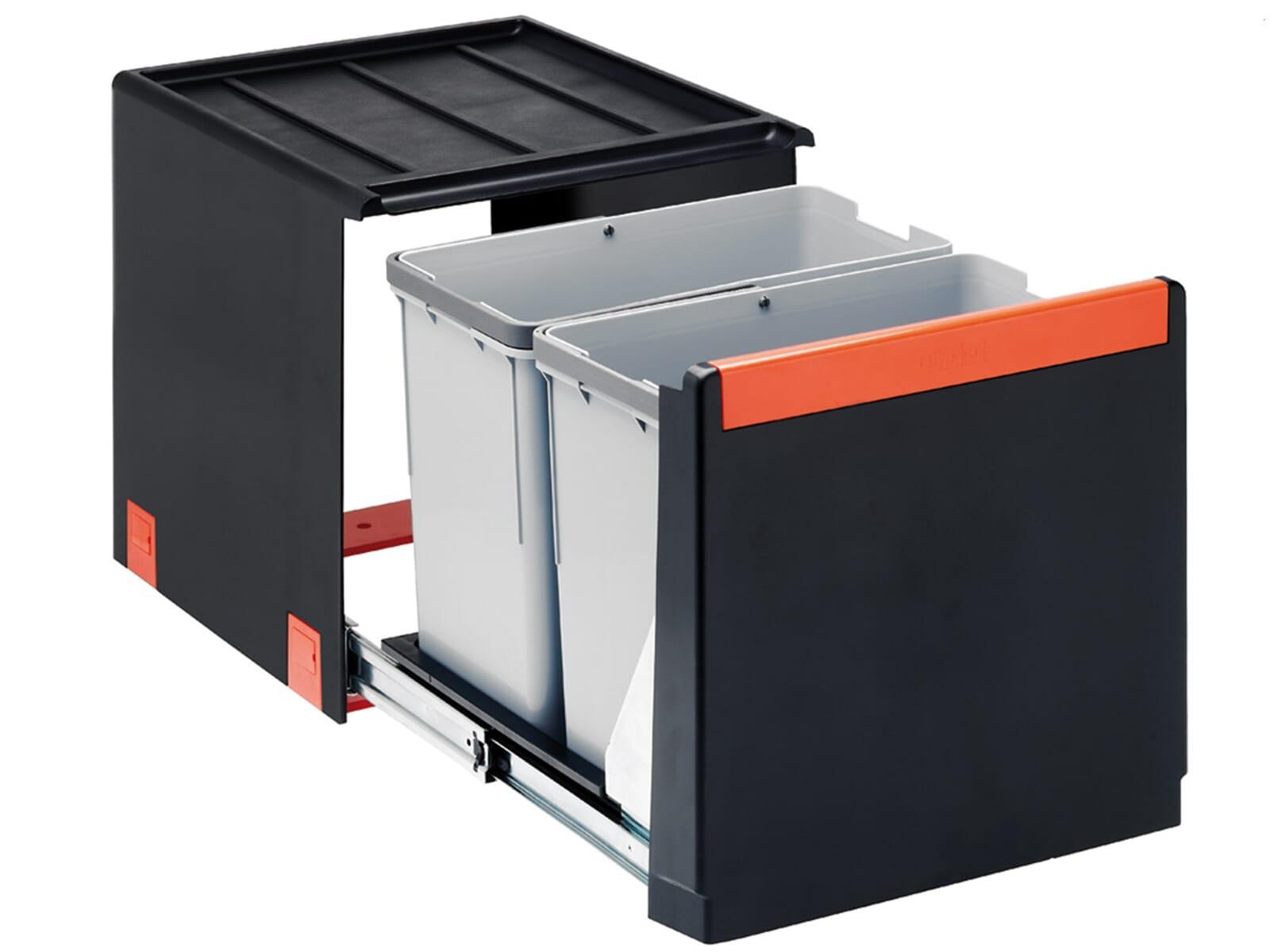 Produktabbildung Franke Sorter Cube 40 - 134.0039.330 Einbau Abfallsammler