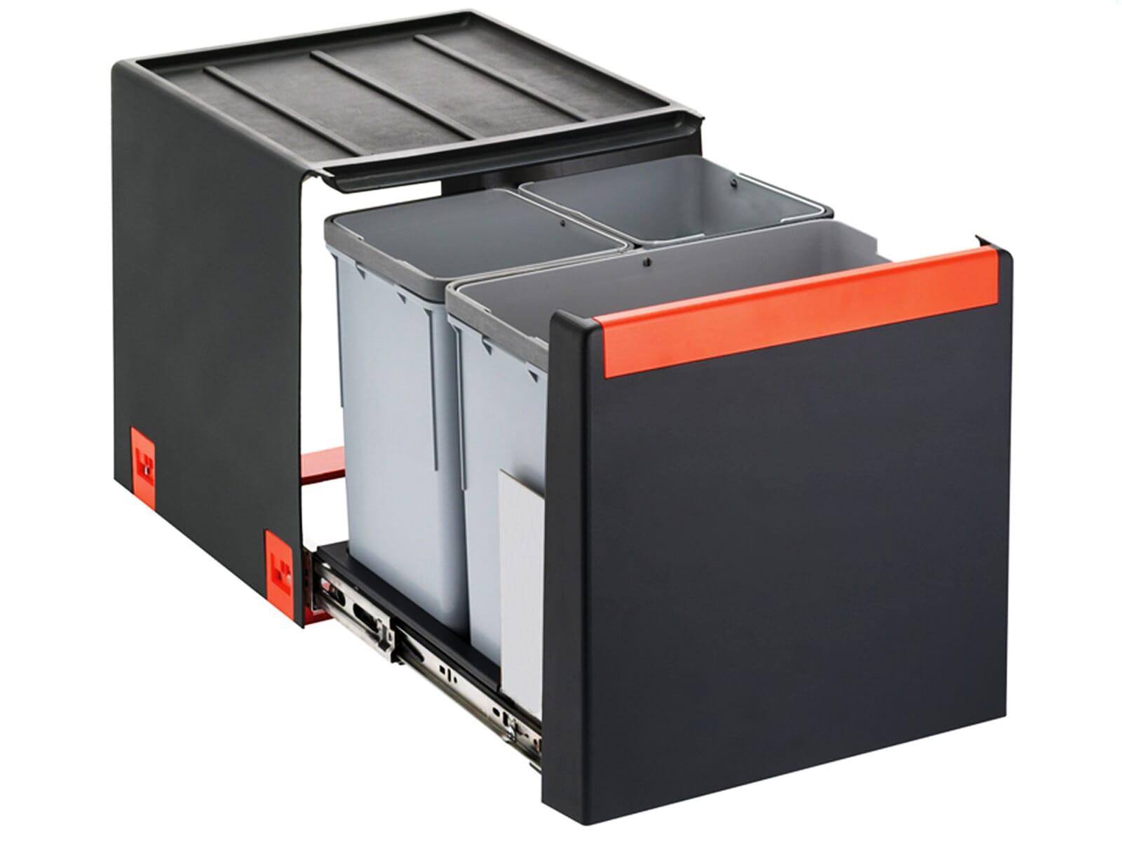 Produktabbildung Franke Sorter Cube 40 - 134.0039.329 Einbau Abfallsammler