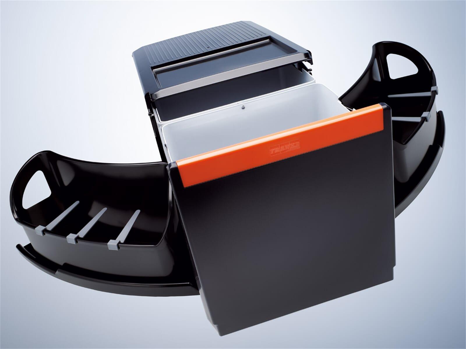 Franke Sorter Cube Eck - 134.0055.286 Einbau Abfallsammler