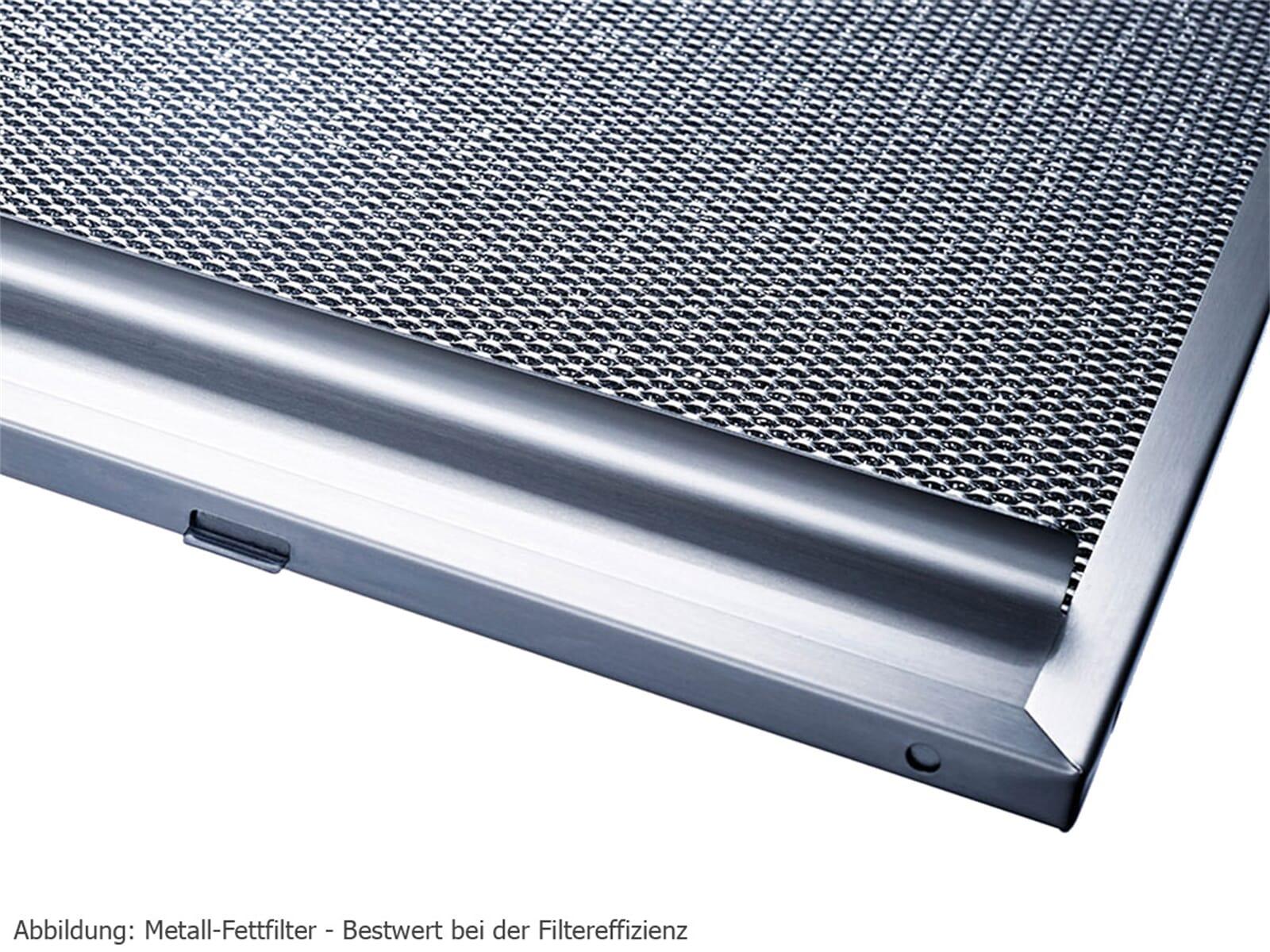 Franke Maris FMA 607 BK XS Kopffreihaube Schwarz / Edelstahlpaneele