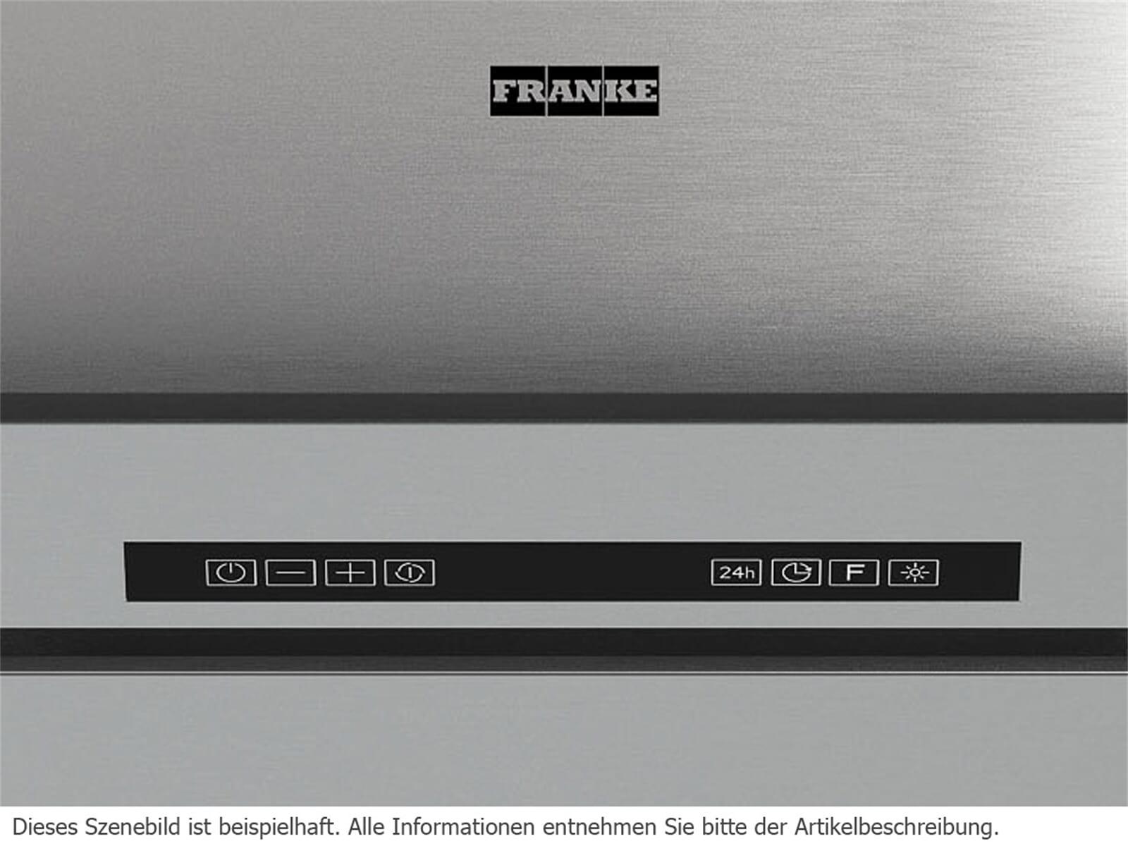 Franke Imagine Pro FIMP 906 BK Kopffreihaube Schwarz