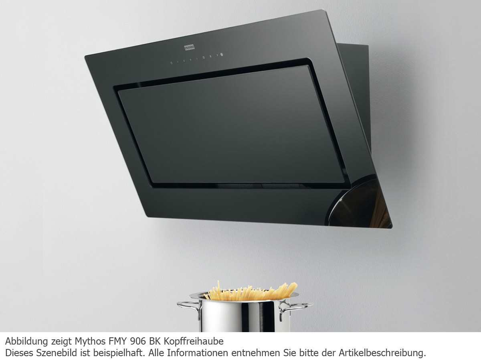 franke mythos fmy 806 wh kopffreihaube wei. Black Bedroom Furniture Sets. Home Design Ideas