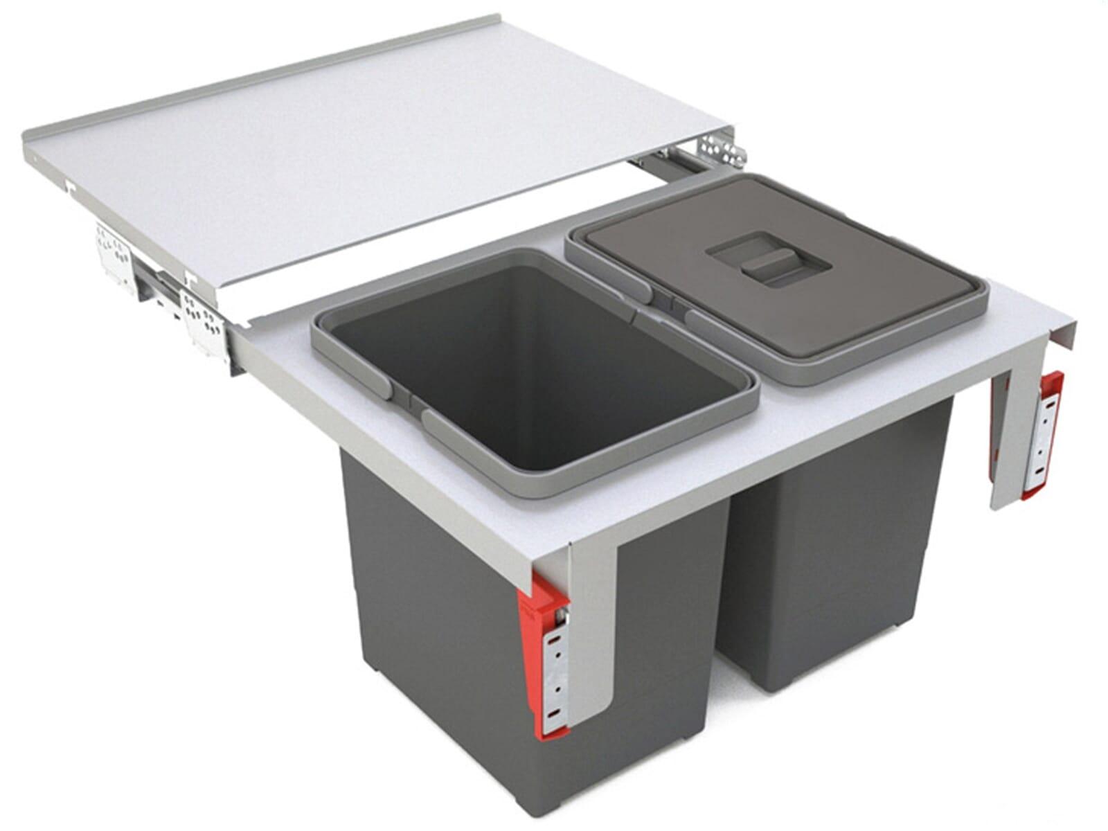 Produktabbildung Franke Sorter Garbo 60-2 - 121.0284.027 Einbau Abfallsammler
