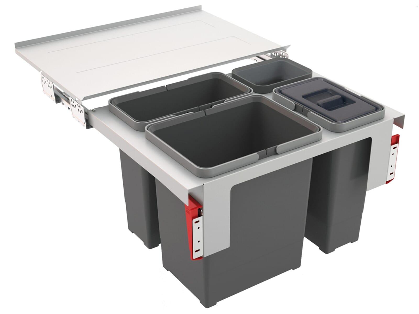 Produktabbildung Franke Sorter Garbo 60-3 - 121.0200.680 Einbau Abfallsammler