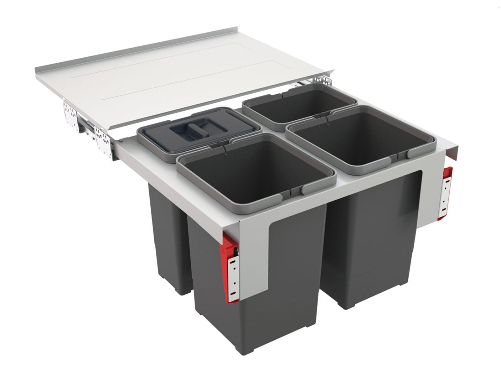 Produktabbildung Franke Sorter Garbo 60-4 - 121.0200.676 Einbau Abfallsammler