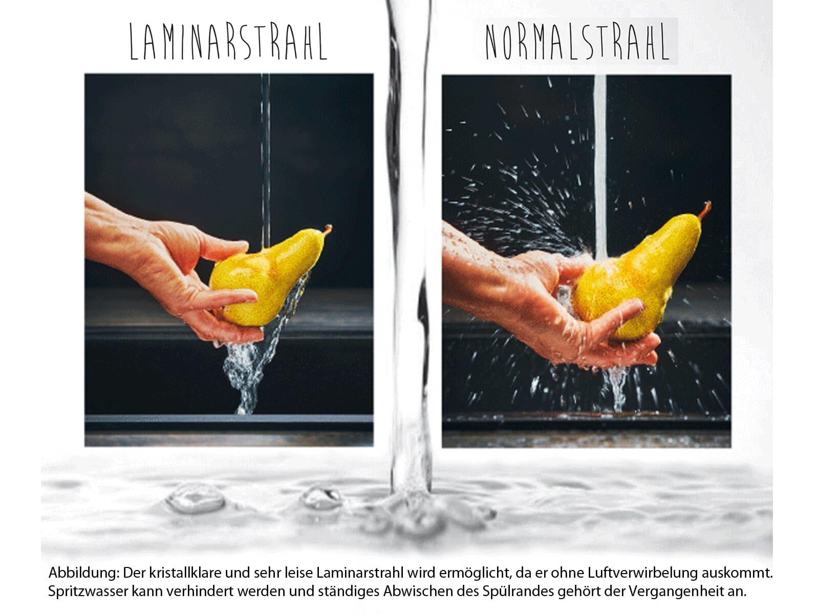 Franke Atlas Neo Edelstahl - 115.0521.438 Hochdruckarmatur