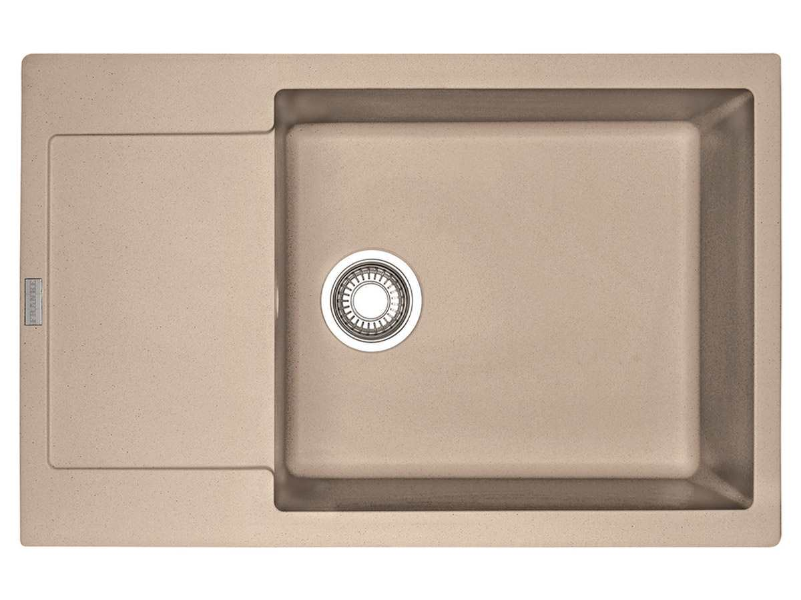 franke maris mrg 611 78 xl sahara granitsp le drehknopfventil. Black Bedroom Furniture Sets. Home Design Ideas