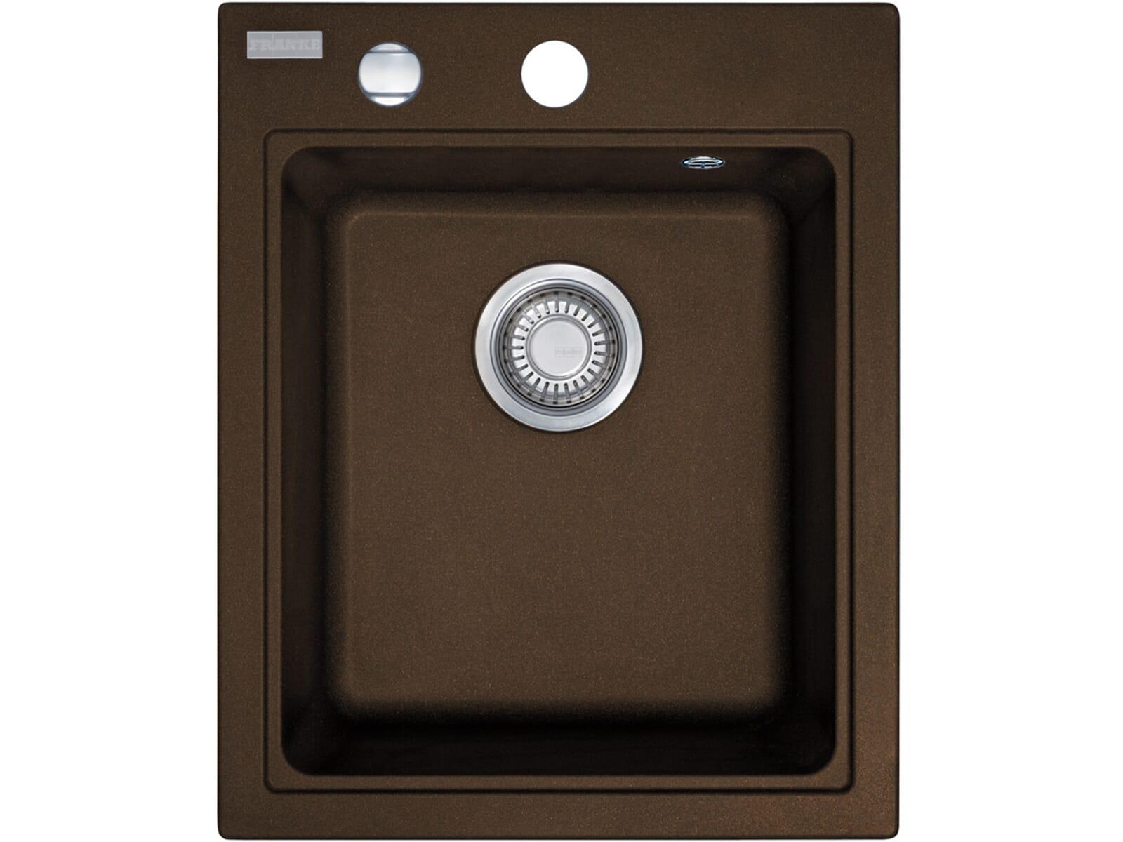Franke Maris MRG 210-42 Chocolate - 135.0339.189 Granitspüle