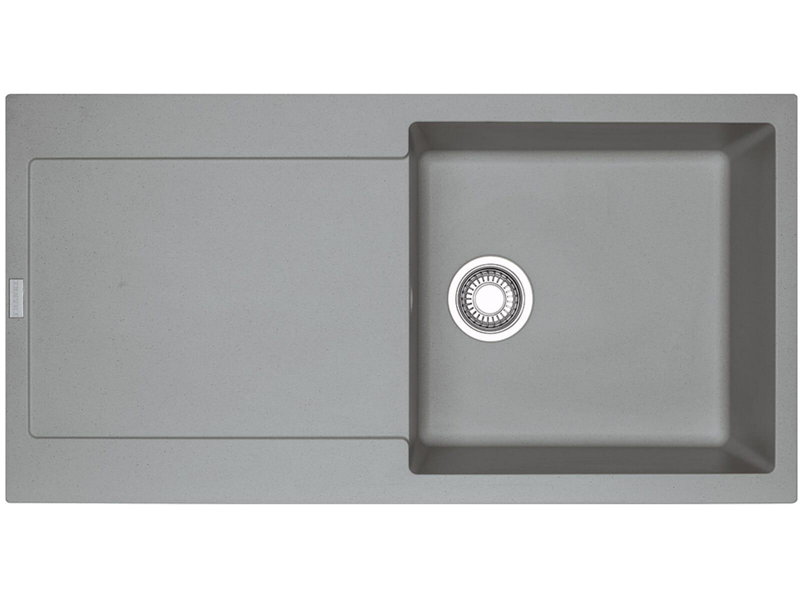 Franke Maris MRG 211 Steingrau - 135.0477.312 Granitspüle Exzenterbetätigung