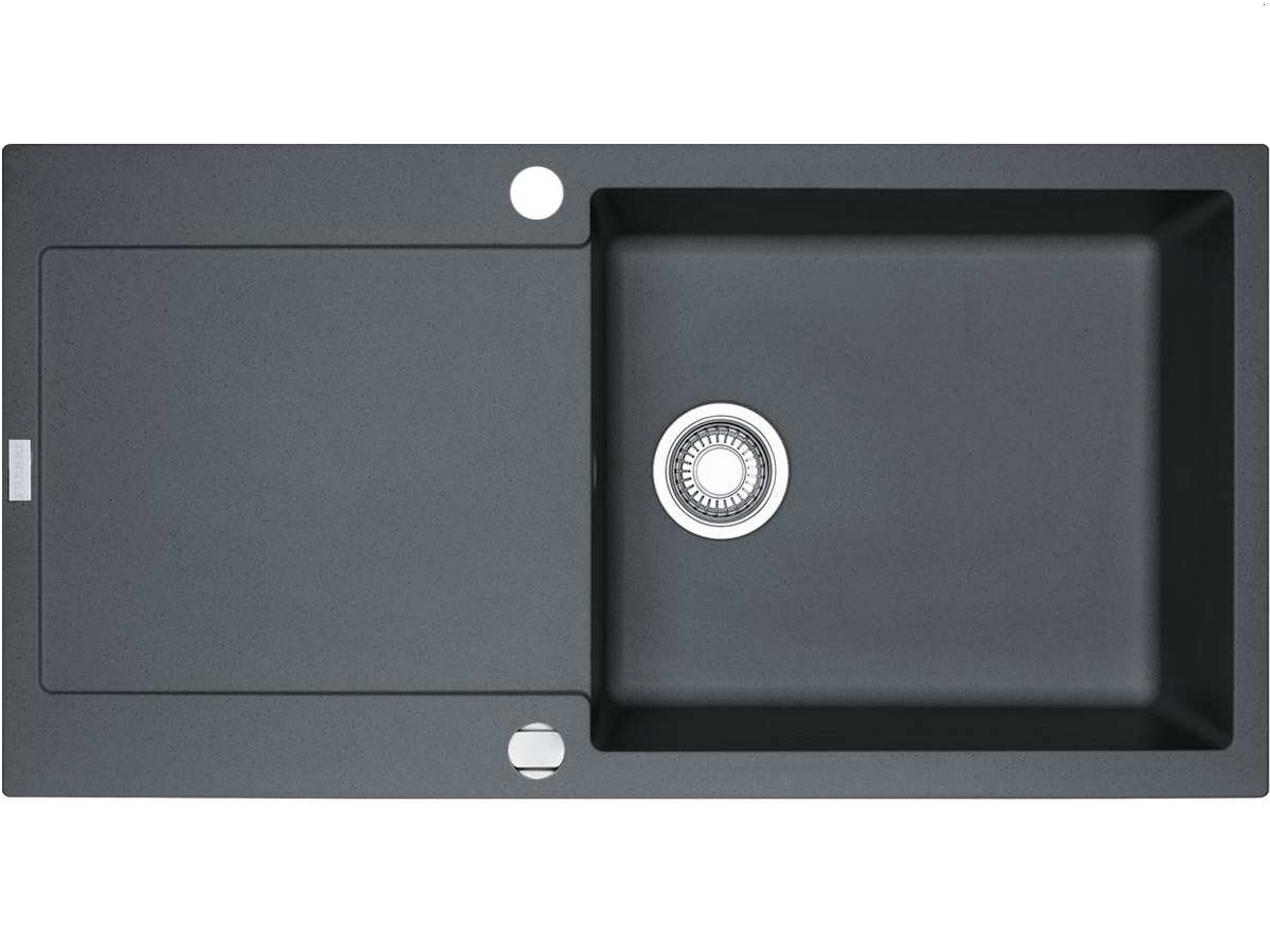 franke maris mrg 611 100 xl graphit granitsp le. Black Bedroom Furniture Sets. Home Design Ideas
