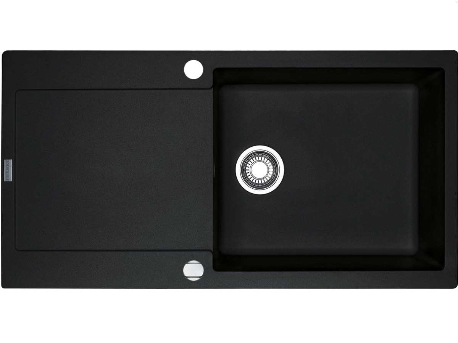 franke maris mrg 611 100 xl onyx granitsp le. Black Bedroom Furniture Sets. Home Design Ideas