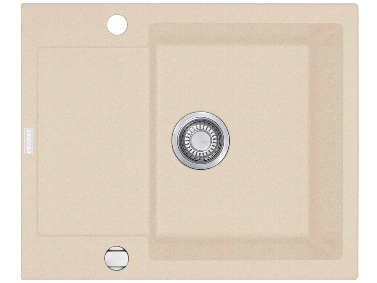 Franke Maris MRG 611-62 Beige Granitspüle