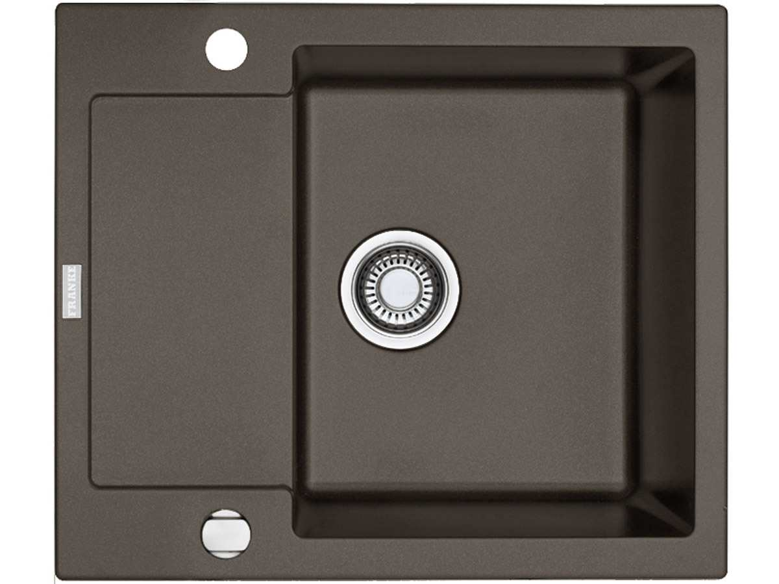franke maris mrg 611 62 umbra granitsp le. Black Bedroom Furniture Sets. Home Design Ideas