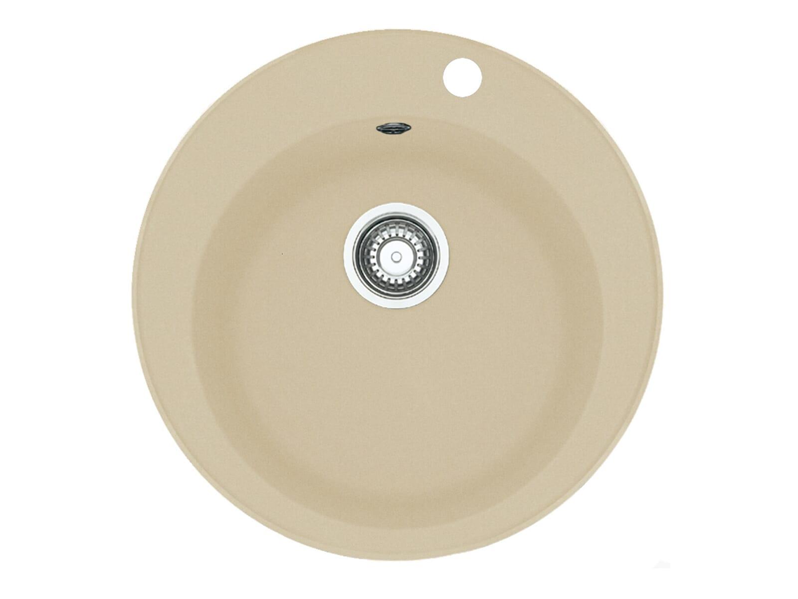 Franke Pamira ROG 610-41 Sahara Granitspüle