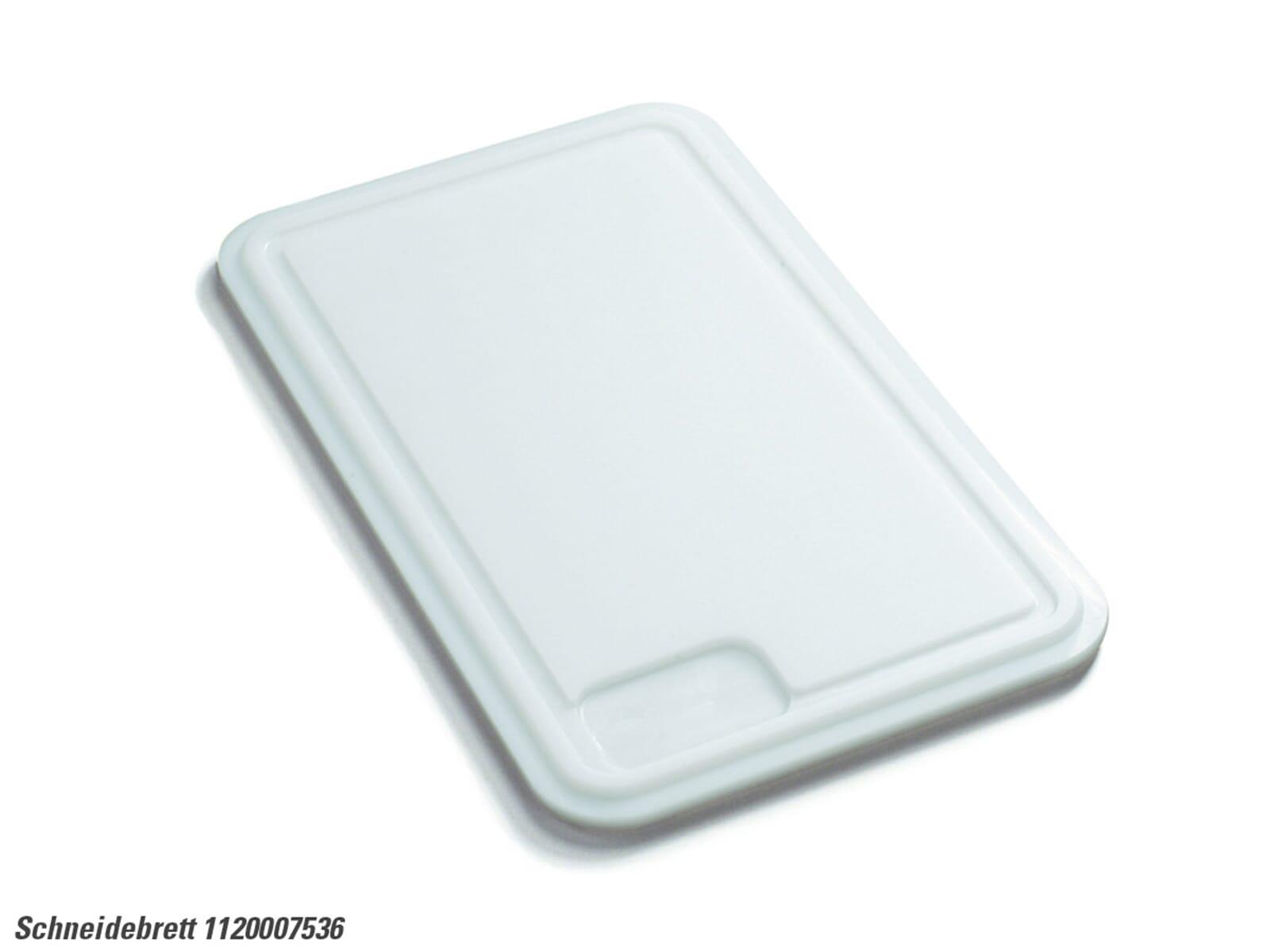 Franke 112.0007.536 Kunststoffschneidebrett weiß