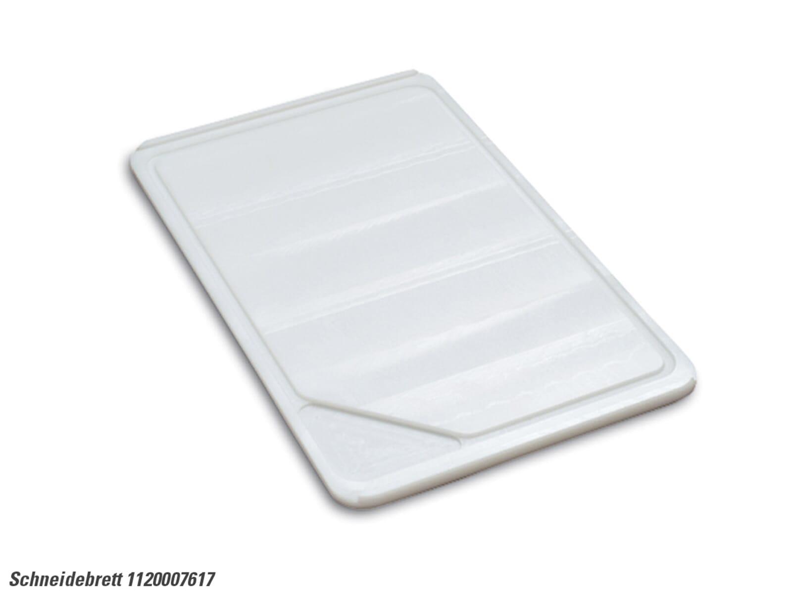 Franke 112.0007.617 Kunststoffschneidebrett weiß