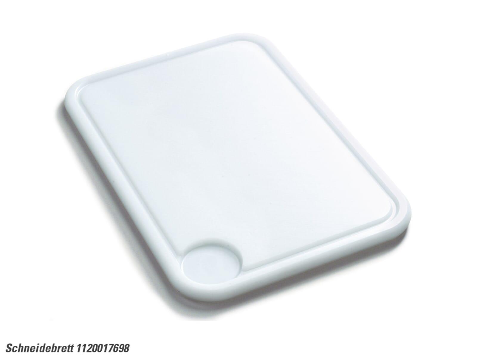 Franke 112.0017.698 Kunststoffschneidebrett weiß