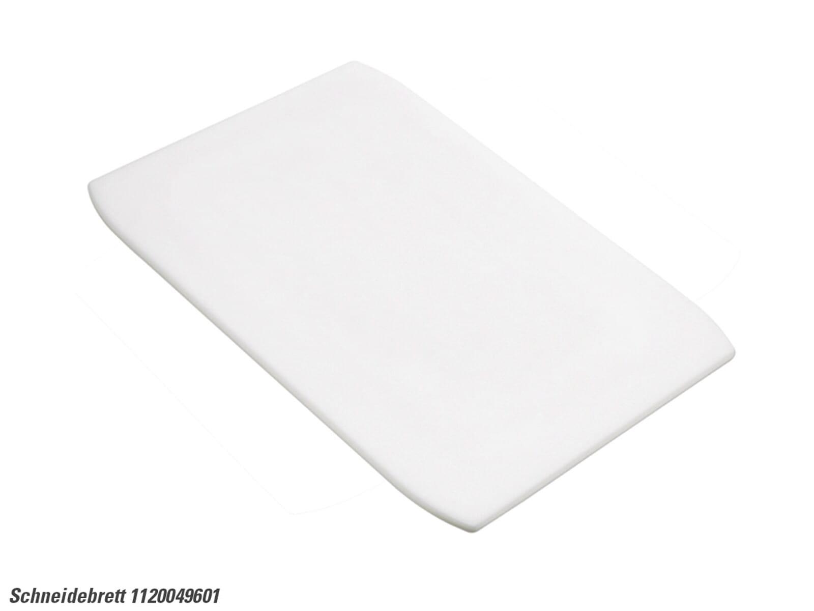 Franke 112.0049.601 Kunststoffschneidebrett weiß
