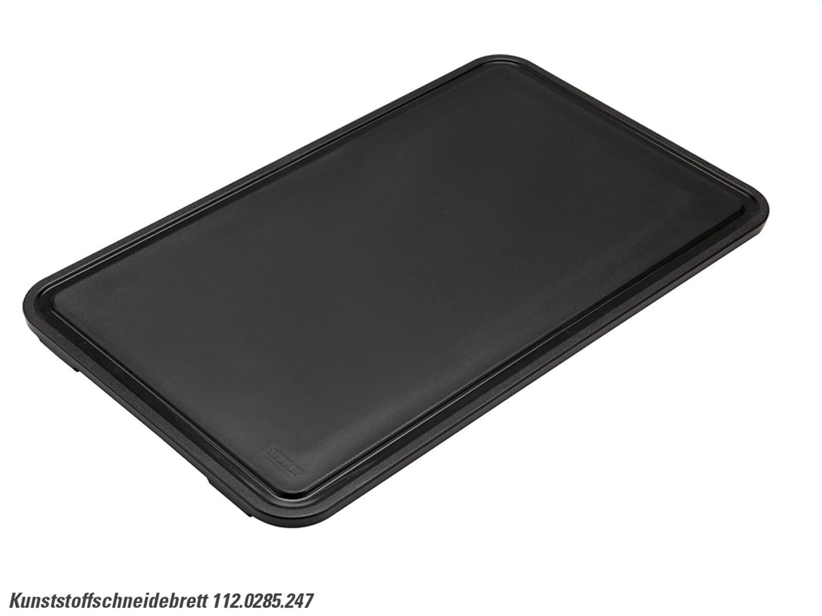 produktabbildung Franke 112.0285.247 Kunststoffschneidebrett schwarz
