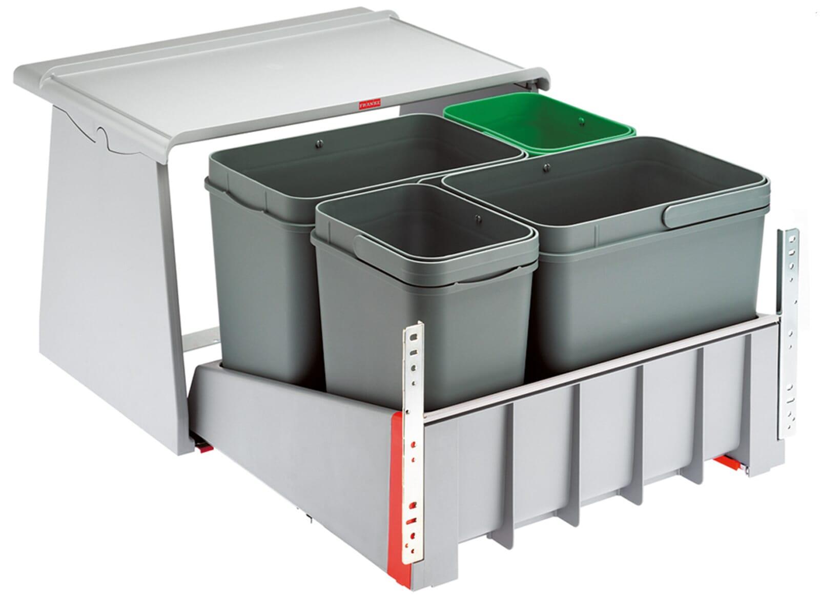 Produktabbildung Franke Sorter 700-60 KickMatic - 121.0173.362 Einbau Abfallsammler