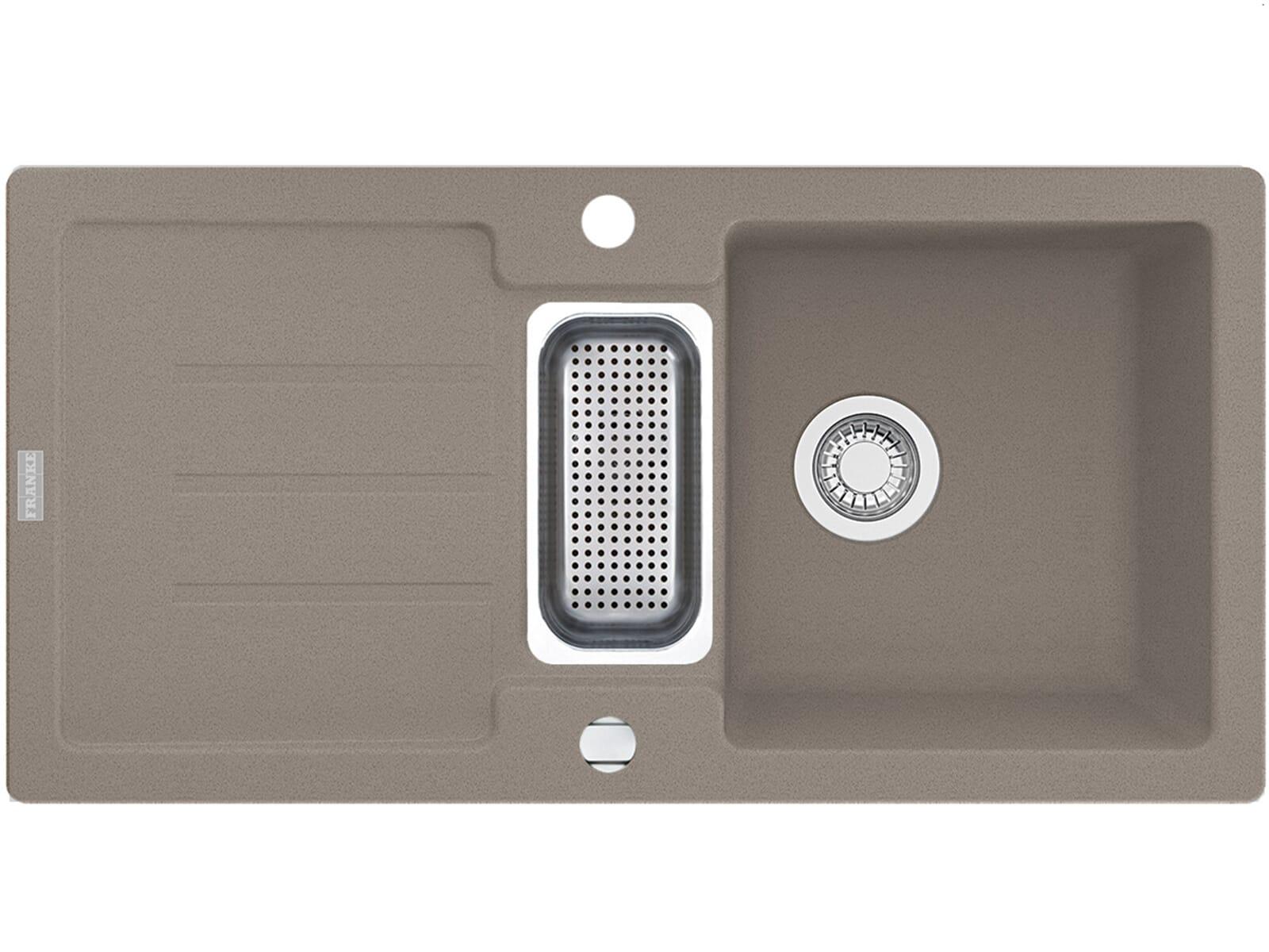 Franke Strata STG 651-86 Cashmere Granitspüle