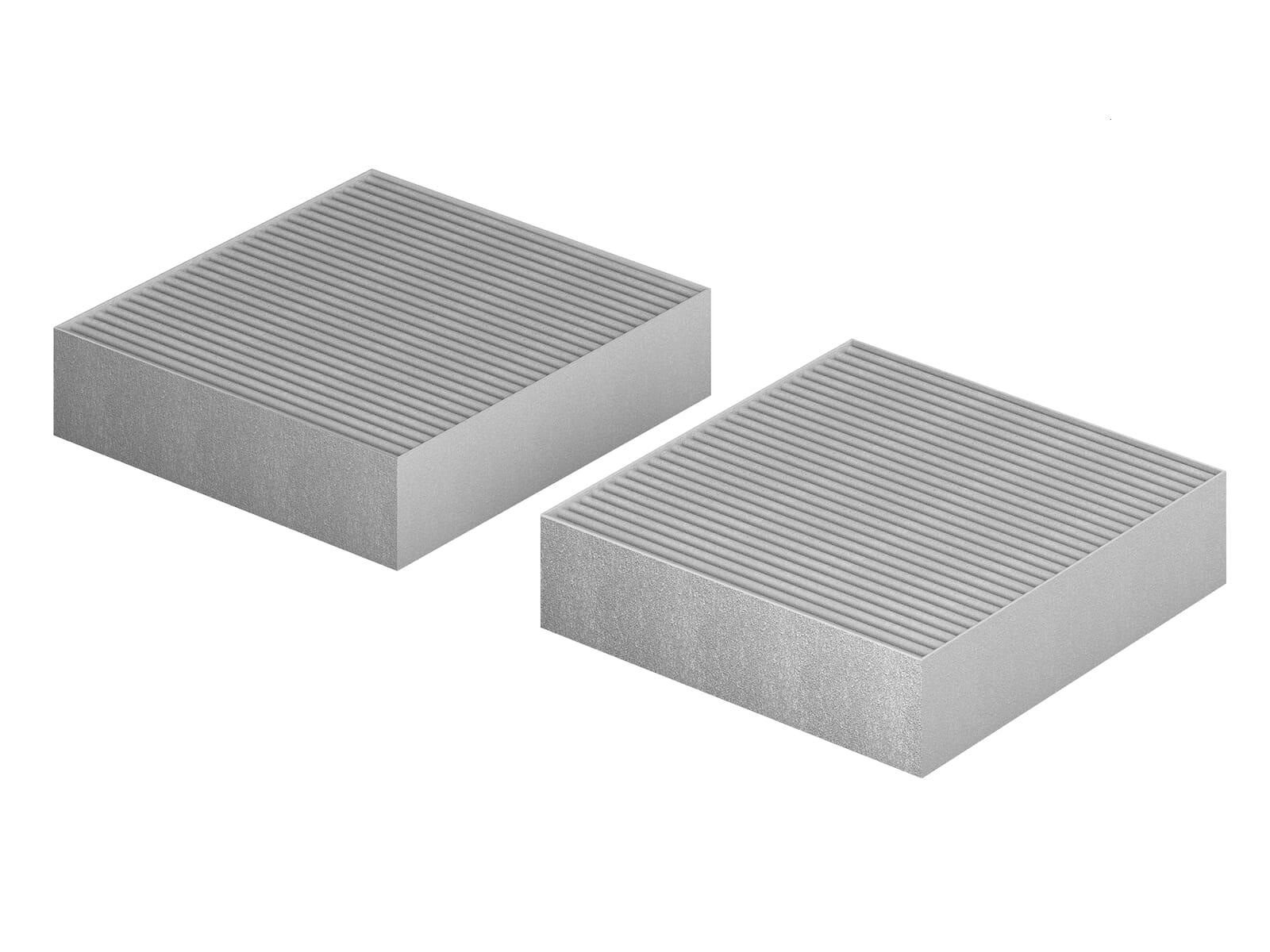Gaggenau AA410110 Aktivkohlefilter (2 Stück)