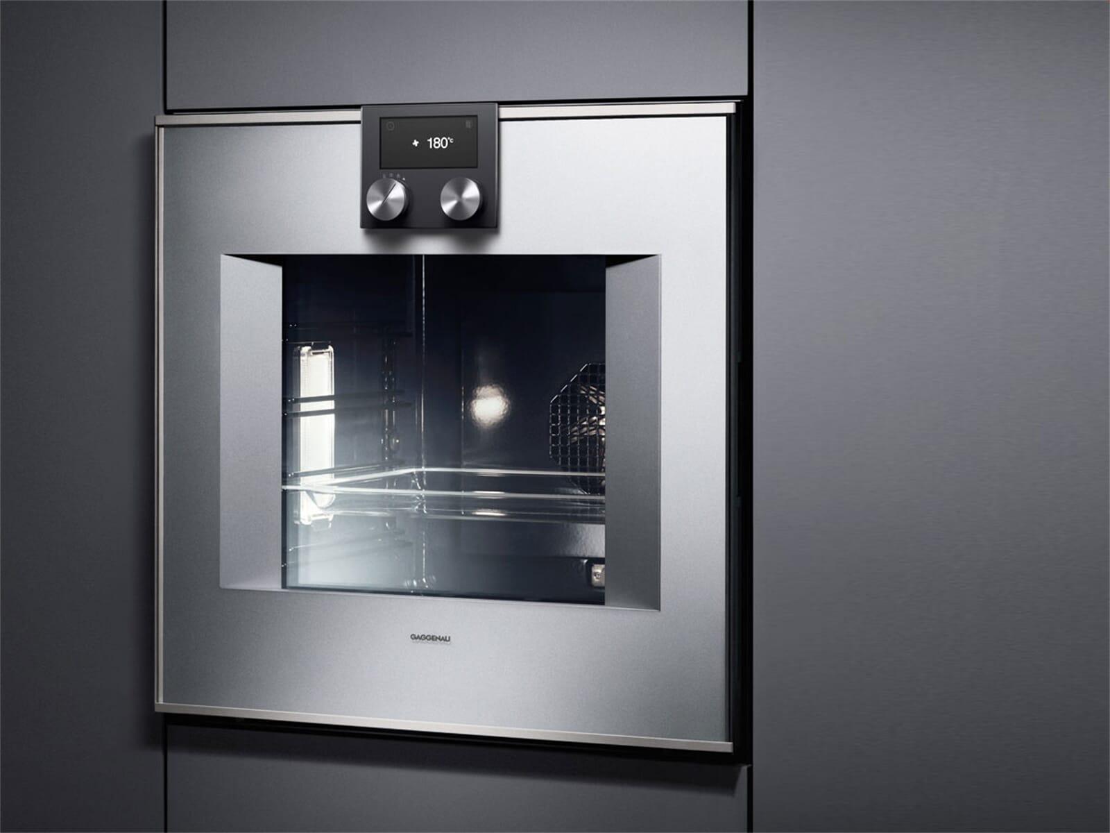 gaggenau bo 420 111 backofen serie 400 edelstahl glas. Black Bedroom Furniture Sets. Home Design Ideas
