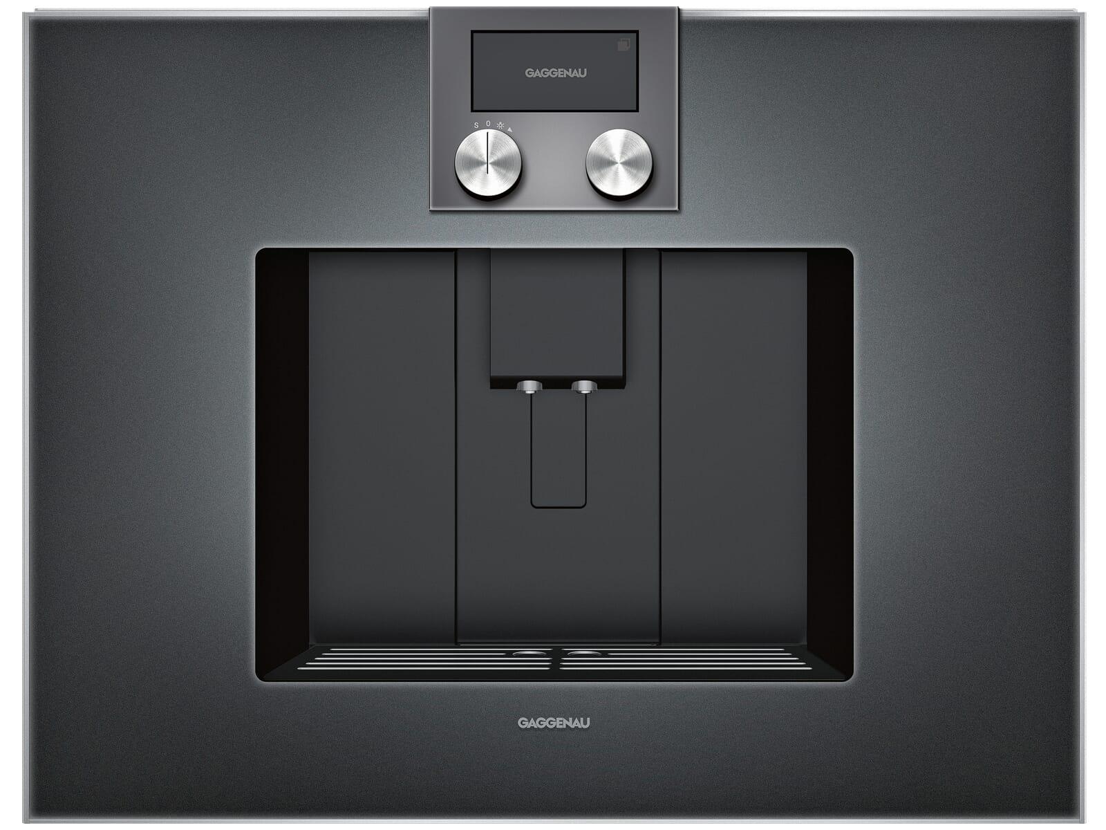 Gaggenau CM 450 101 Einbau-Espressovollautomat Serie 400 Anthrazit