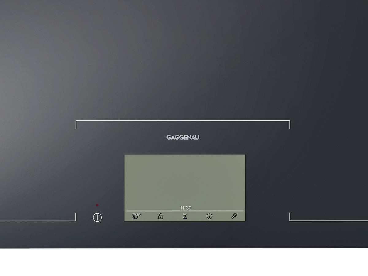 gaggenau cx 480 100 vollfl chen induktionskochfeld 80cm. Black Bedroom Furniture Sets. Home Design Ideas