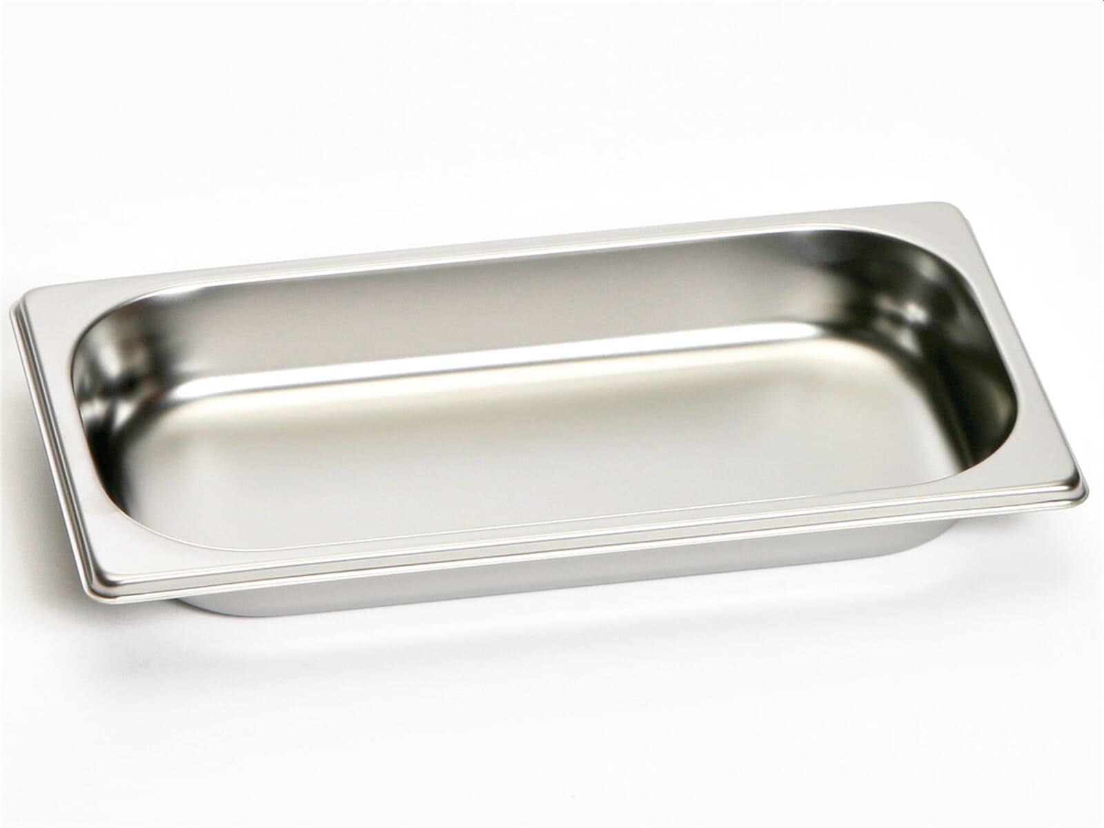 Gaggenau GN 114 130 Gastronorm-Behälter GN 1/3 ungelocht Edelstahl
