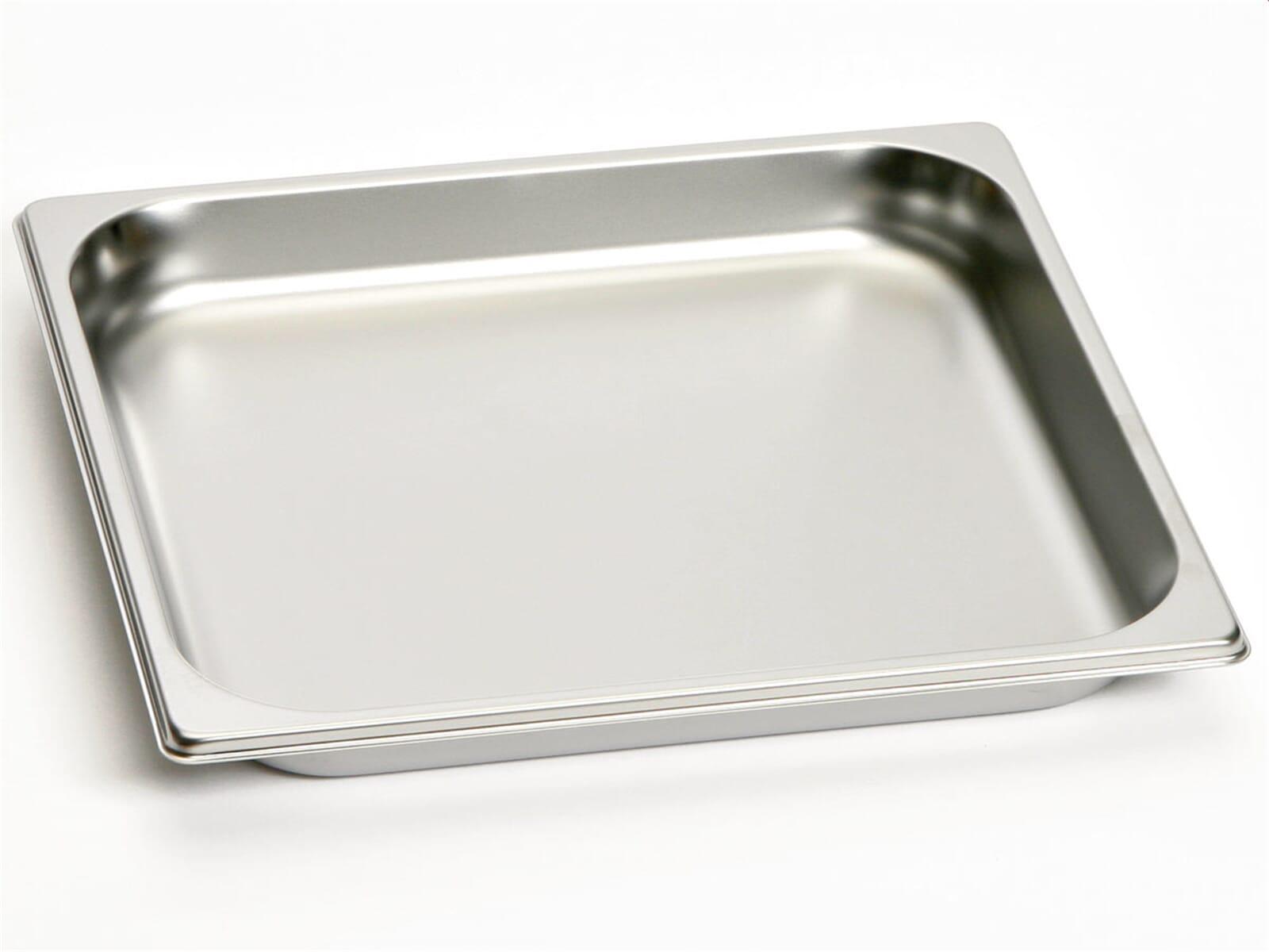 Gaggenau GN 114 230 Gastronorm-Behälter GN 2/3 ungelocht Edelstahl