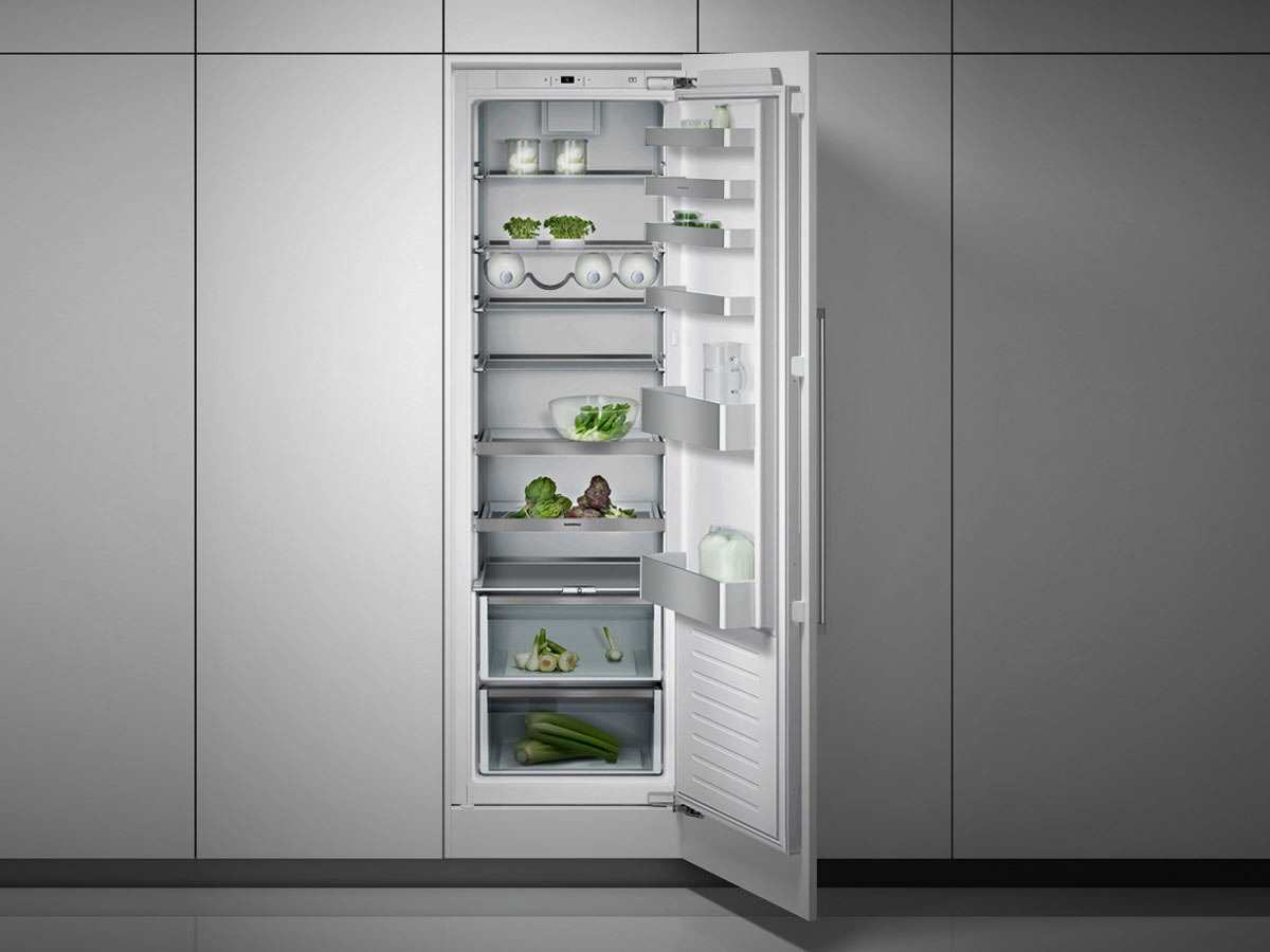 Side By Side Kühlschrank Gaggenau : Side by side kühlschrank gaggenau gaggenau rt einbaukühlschrank