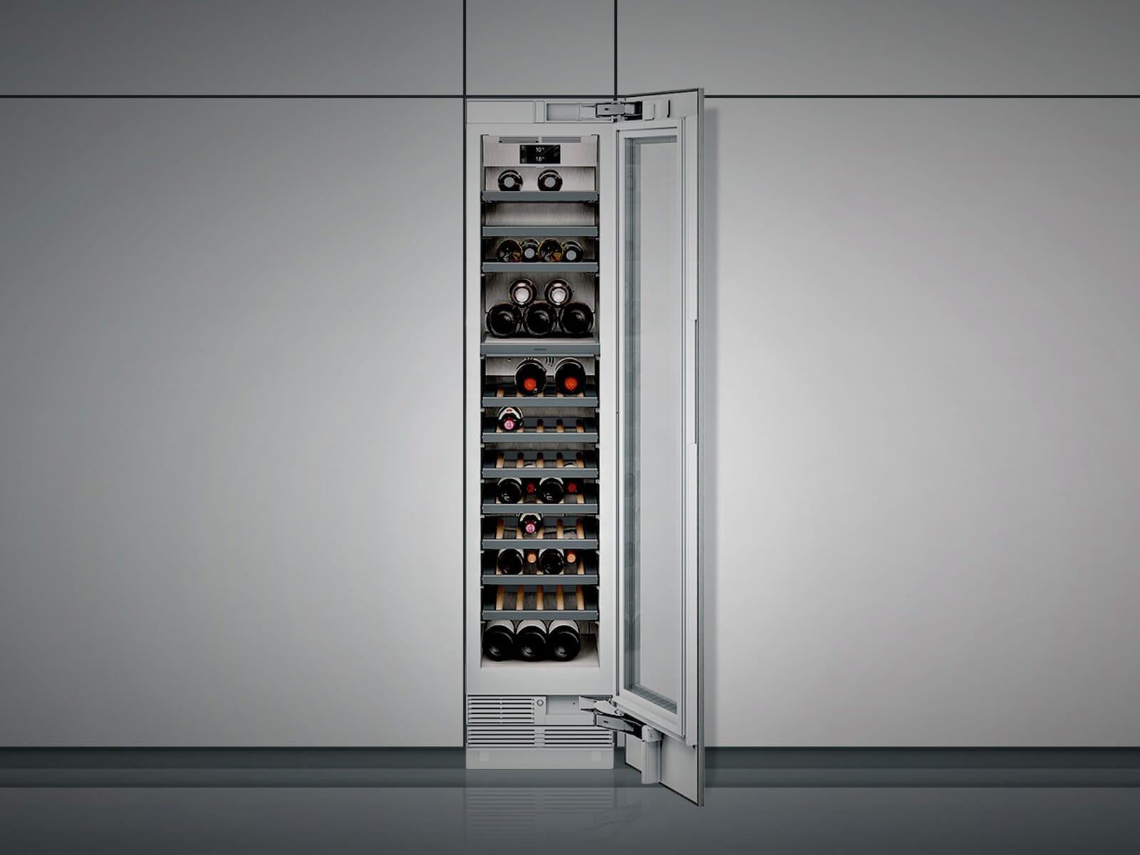 Gaggenau RW 414 364 Serie 400 Einbau Weinklimaschrank