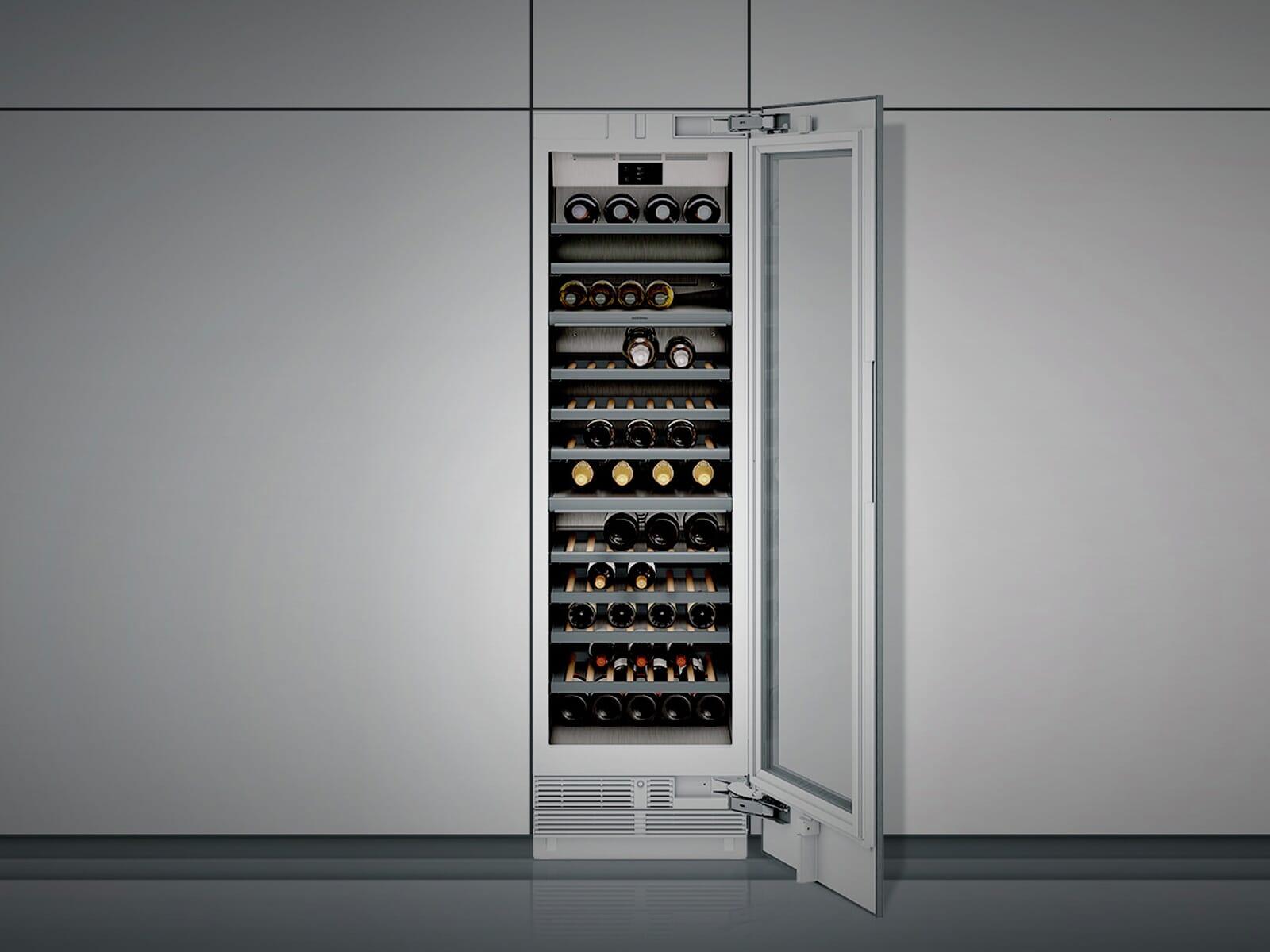 Gaggenau RW 466 364 Serie 400 Einbau Weinklimaschrank