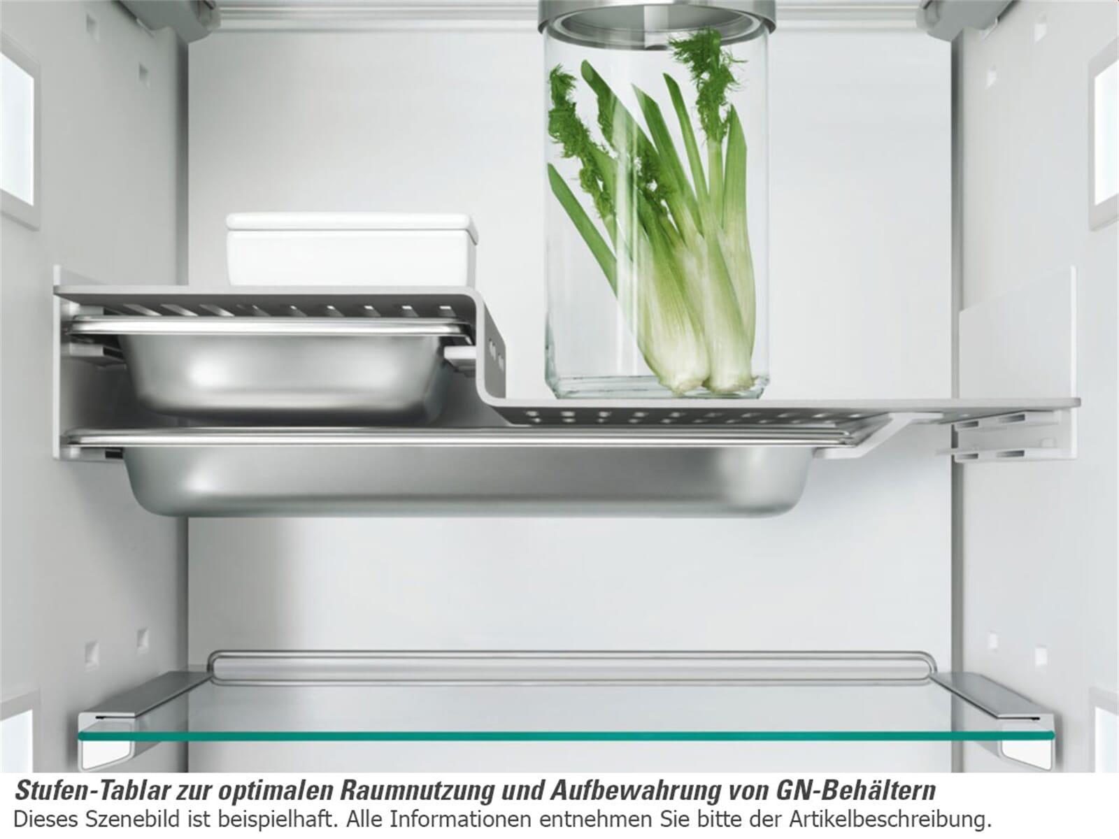 Gaggenau RB 287 203 Serie 200 Einbau-Kühl-Gefrierkombination