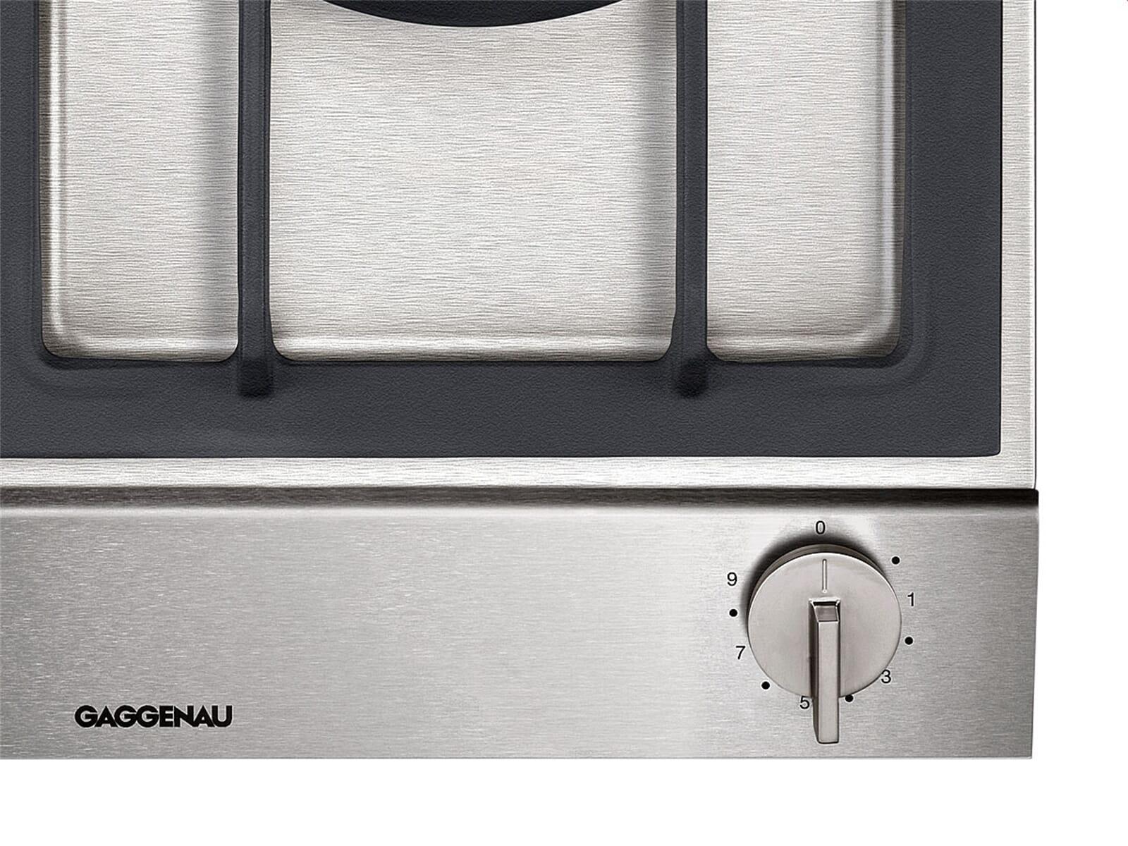 gaggenau vg 231 114 serie 200 domino edelstahl gaskochfeld. Black Bedroom Furniture Sets. Home Design Ideas