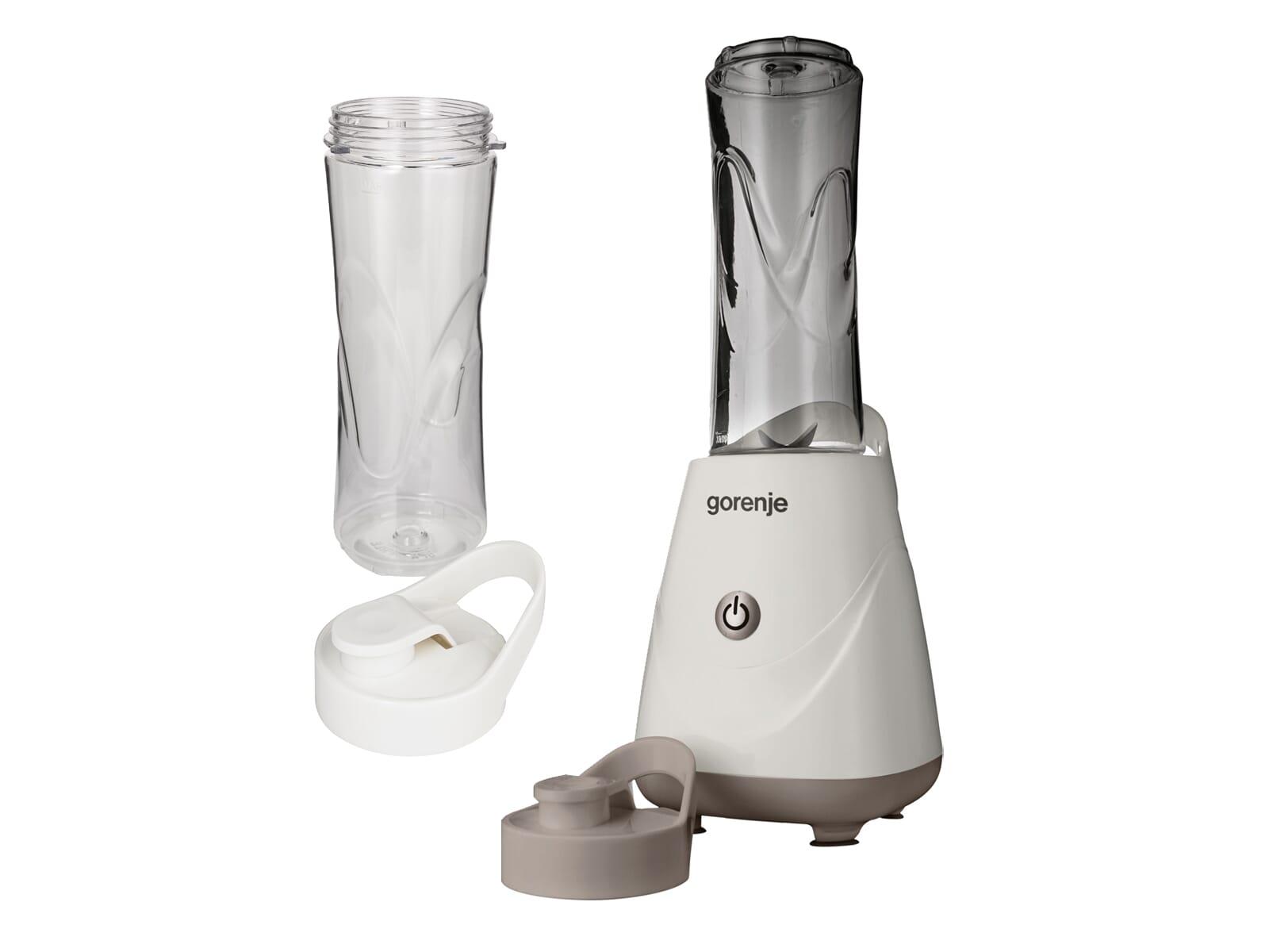 Gorenje Set BSM600IY Smoothie Maker + SMB06 Smoothie Flasche