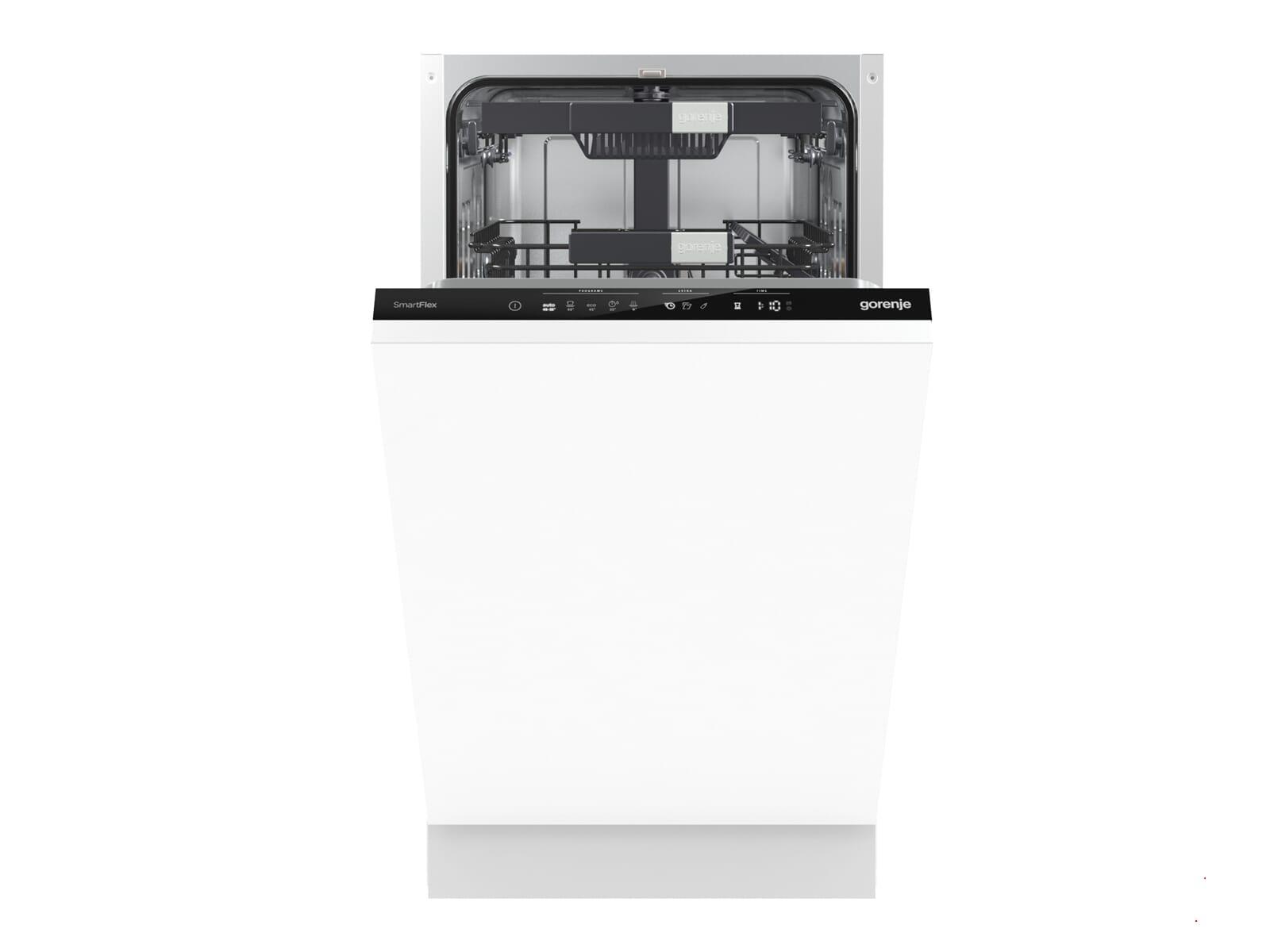 Smeg Kühlschrank Zu Kalt : Gorenje gv 57210 vollintegrierbarer einbaugeschirrspüler
