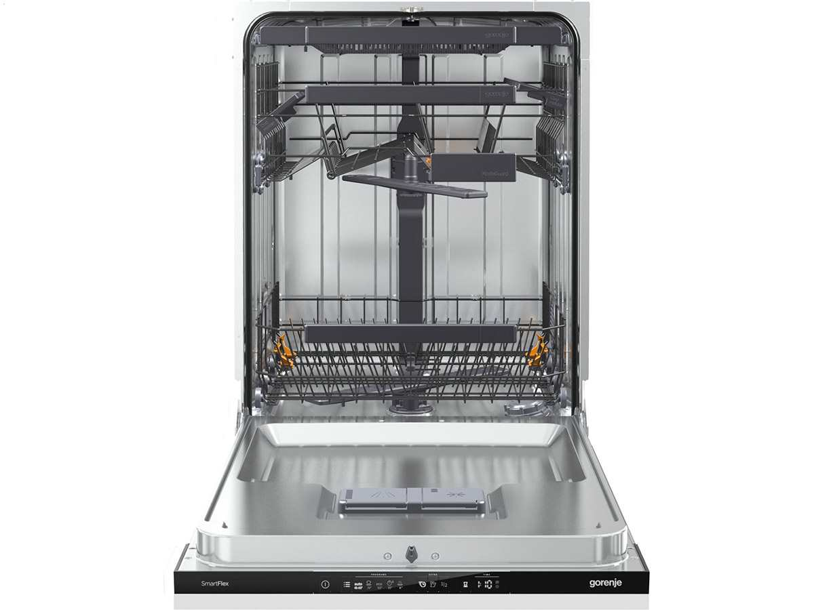 Gorenje Kühlschrank Xxl : Gorenje gv 65160 xxl vollintegrierbarer einbaugeschirrspüler