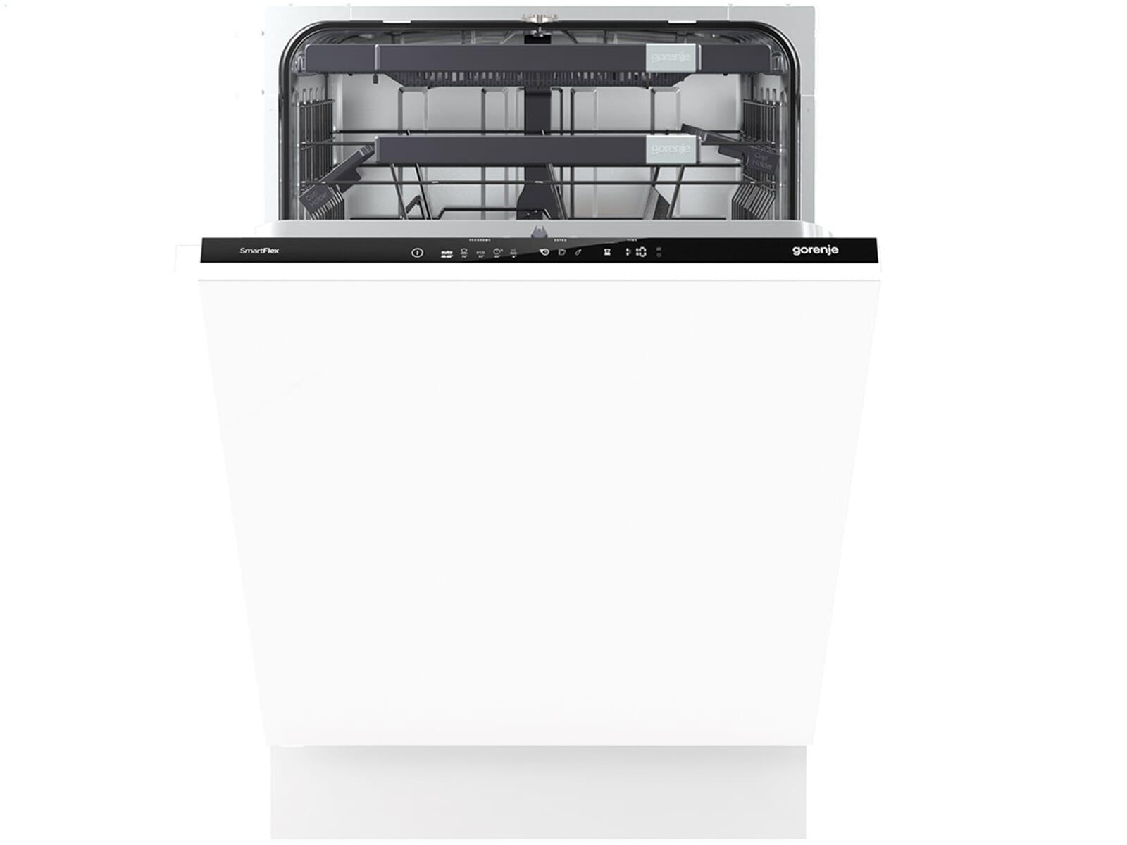 Gorenje Kühlschrank Xxl : Gorenje gv xxl vollintegrierbarer einbaugeschirrspüler