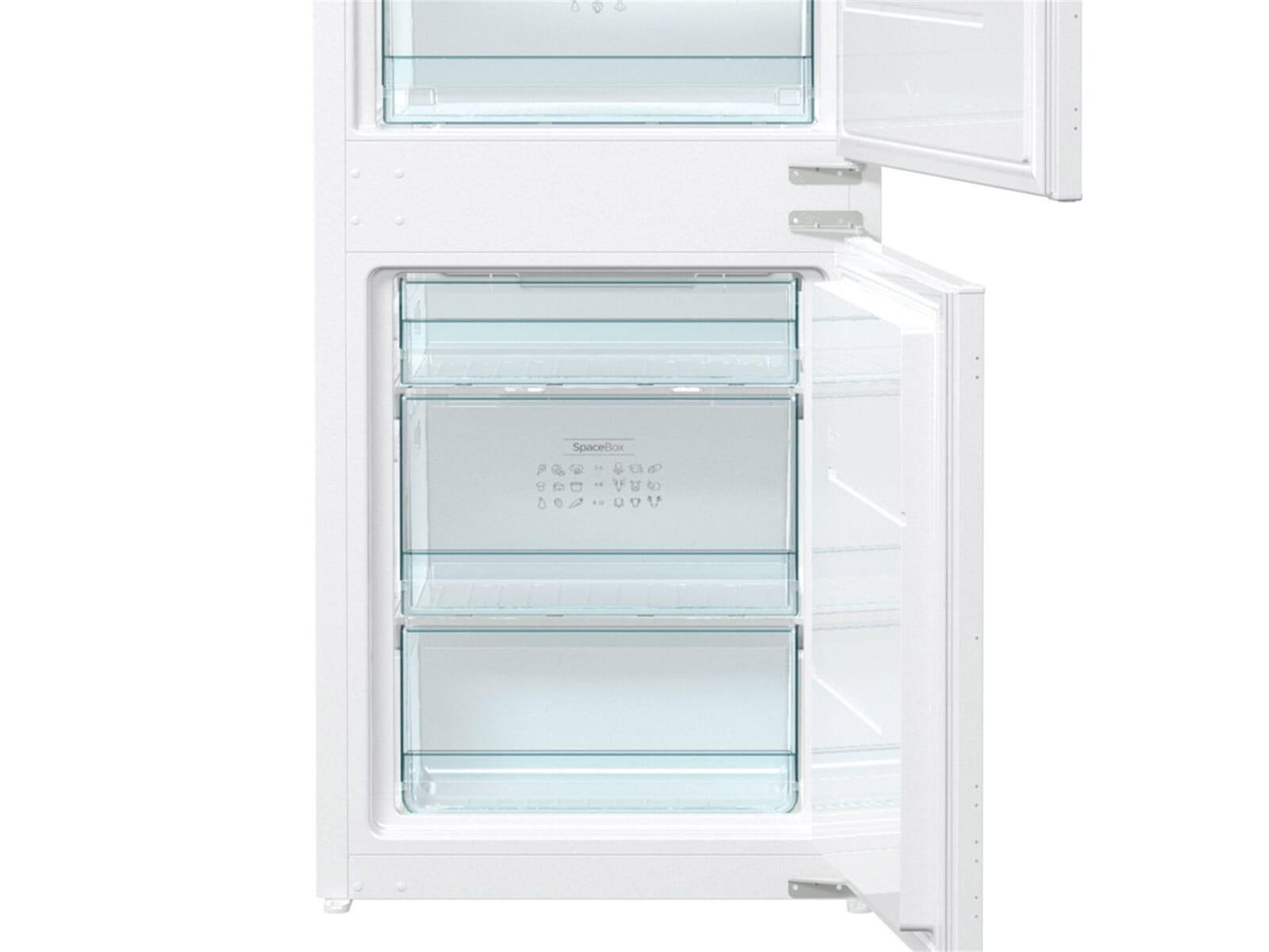 Gorenje Kühlschrank Schublade : Gorenje nrki e einbau kühl gefrierkombination