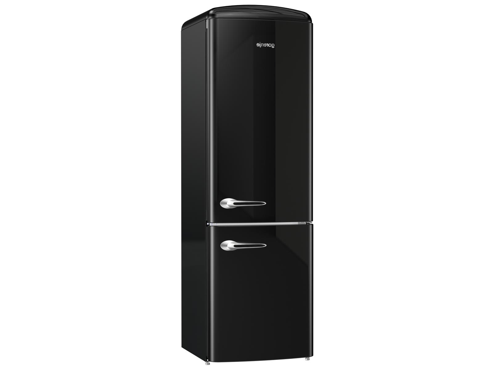 gorenje onrk 193 bk k hl gefrierkombination black. Black Bedroom Furniture Sets. Home Design Ideas