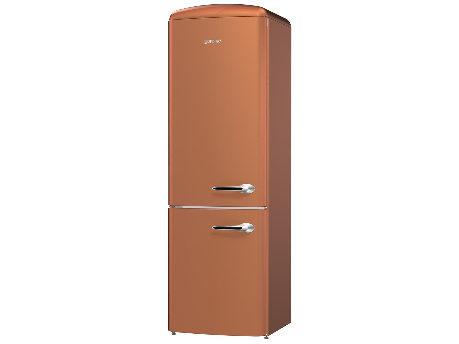 gorenje onrk 193 cr l k hl gefrierkombination copper. Black Bedroom Furniture Sets. Home Design Ideas